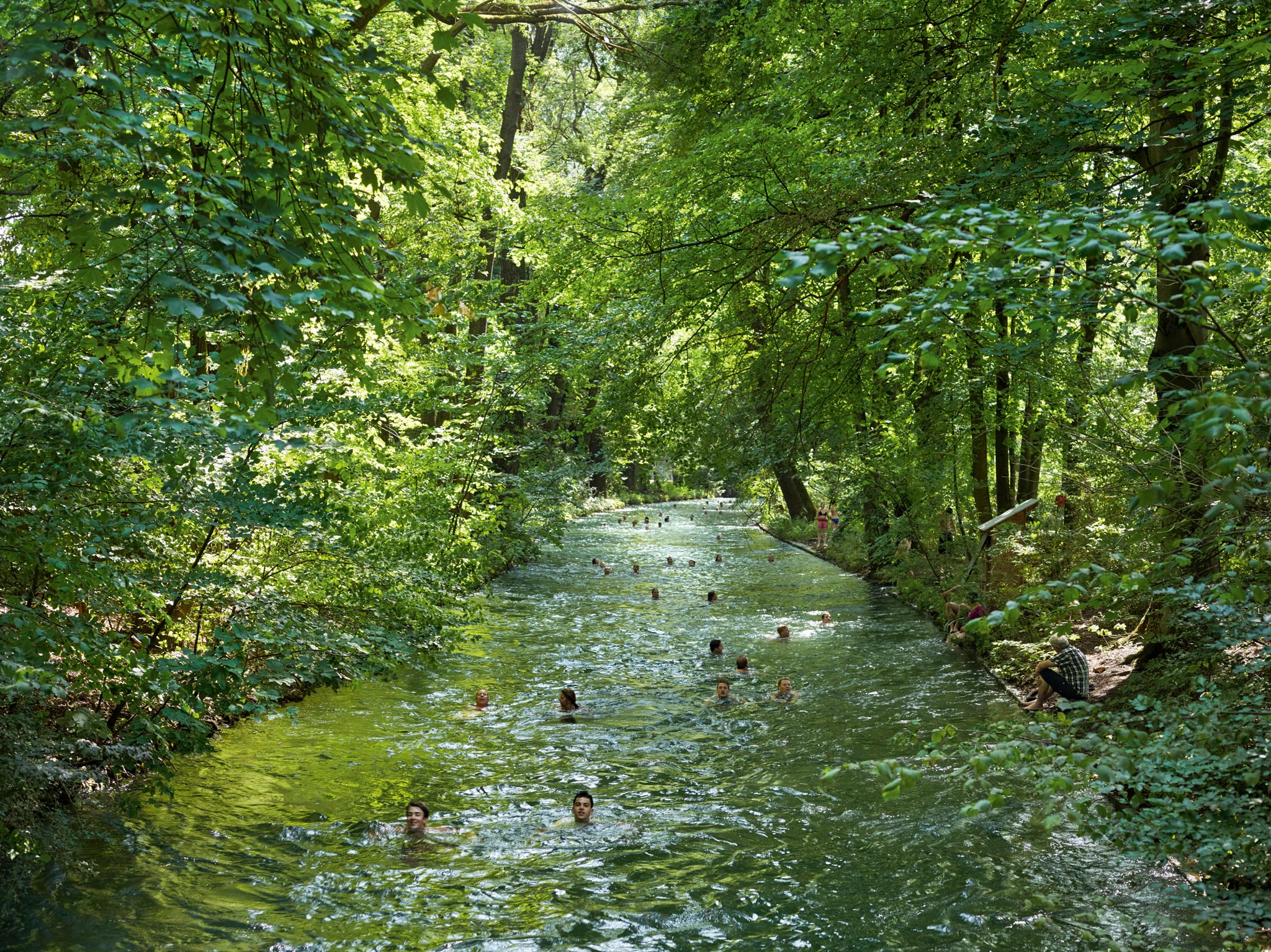 beauty of nature essay how urban parks are bringing nature close to ...