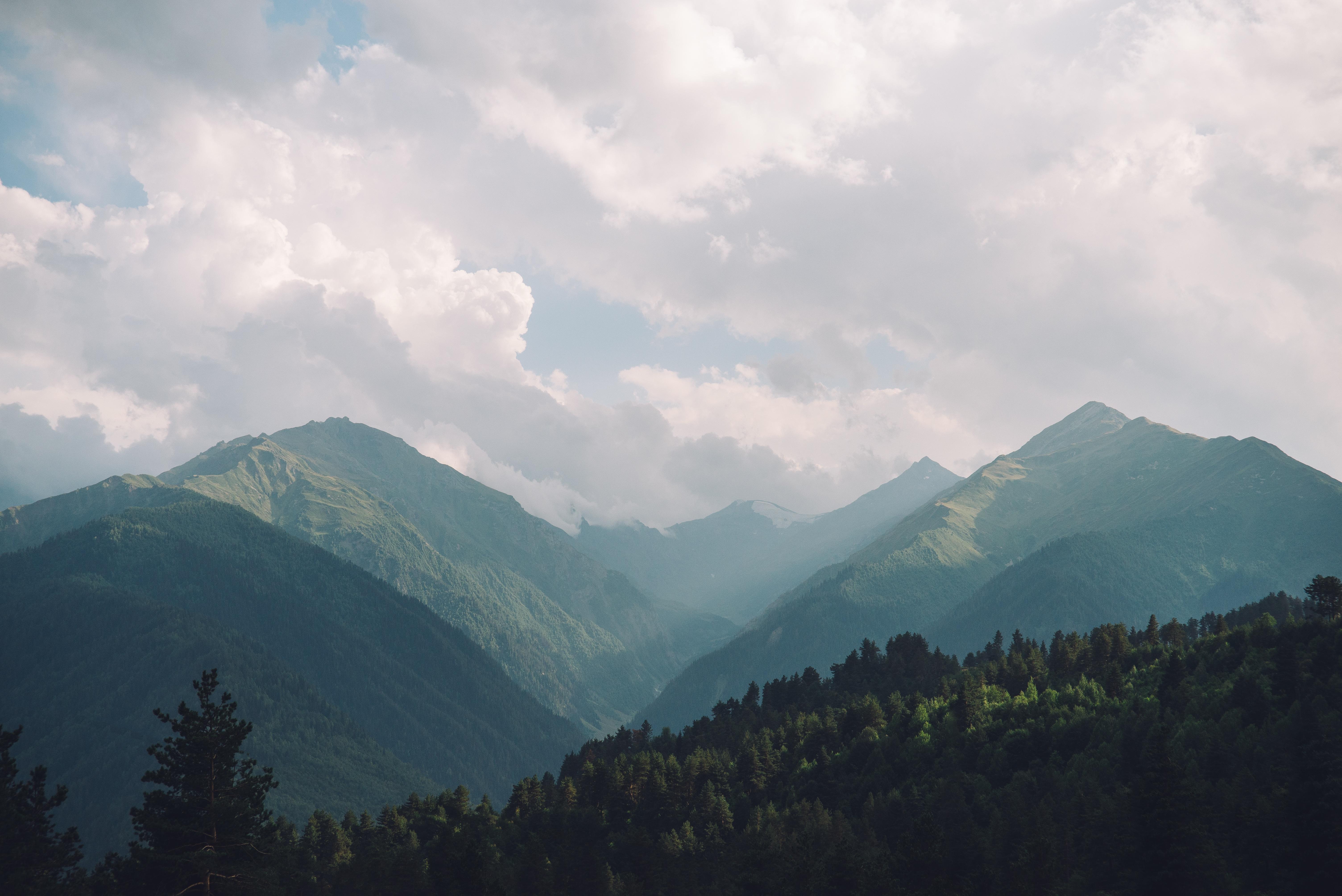 Beauty of Nature, Beauty, Cloud, Cloudy, Green, HQ Photo