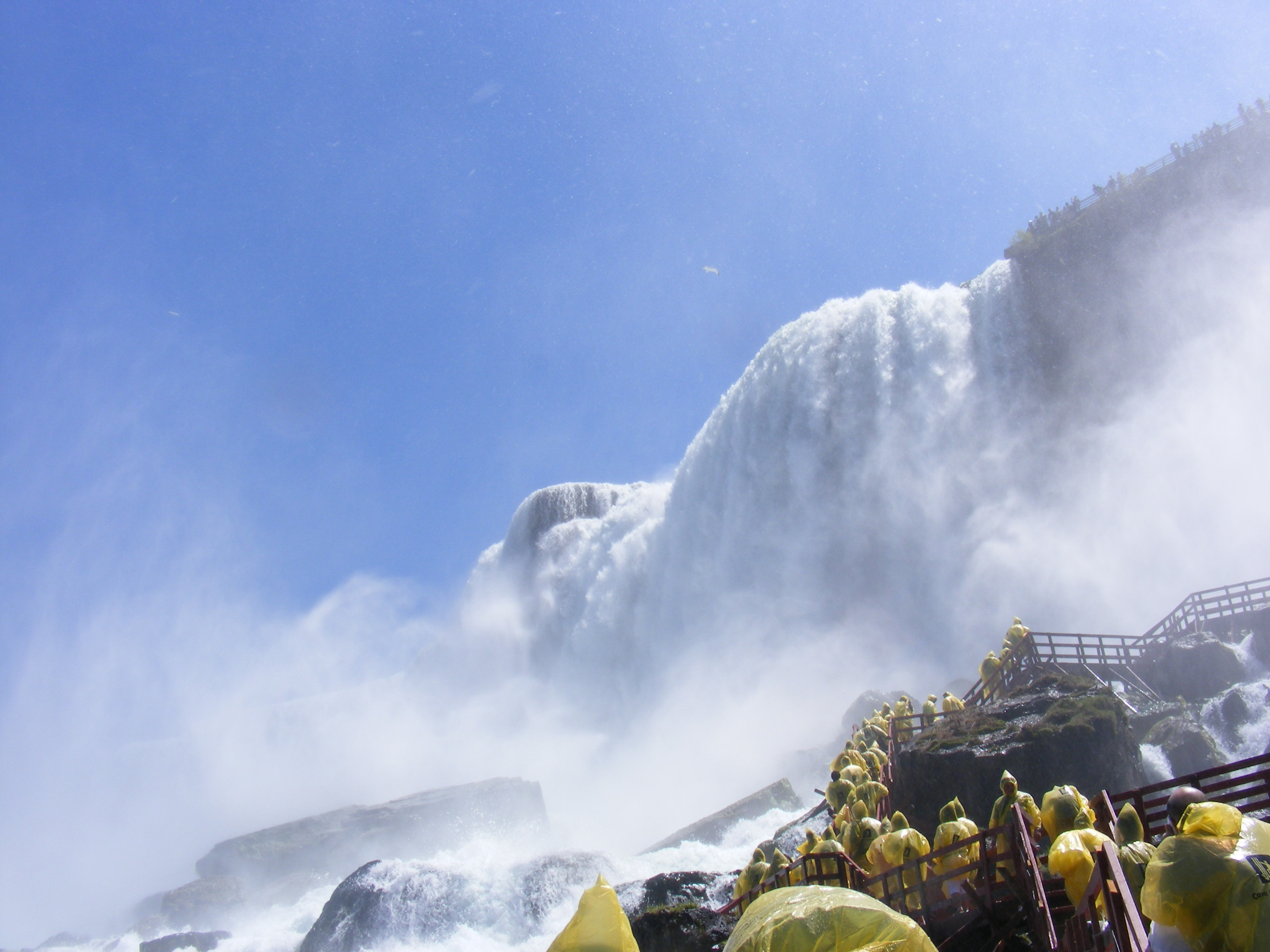 Beauty of niagara falls photo