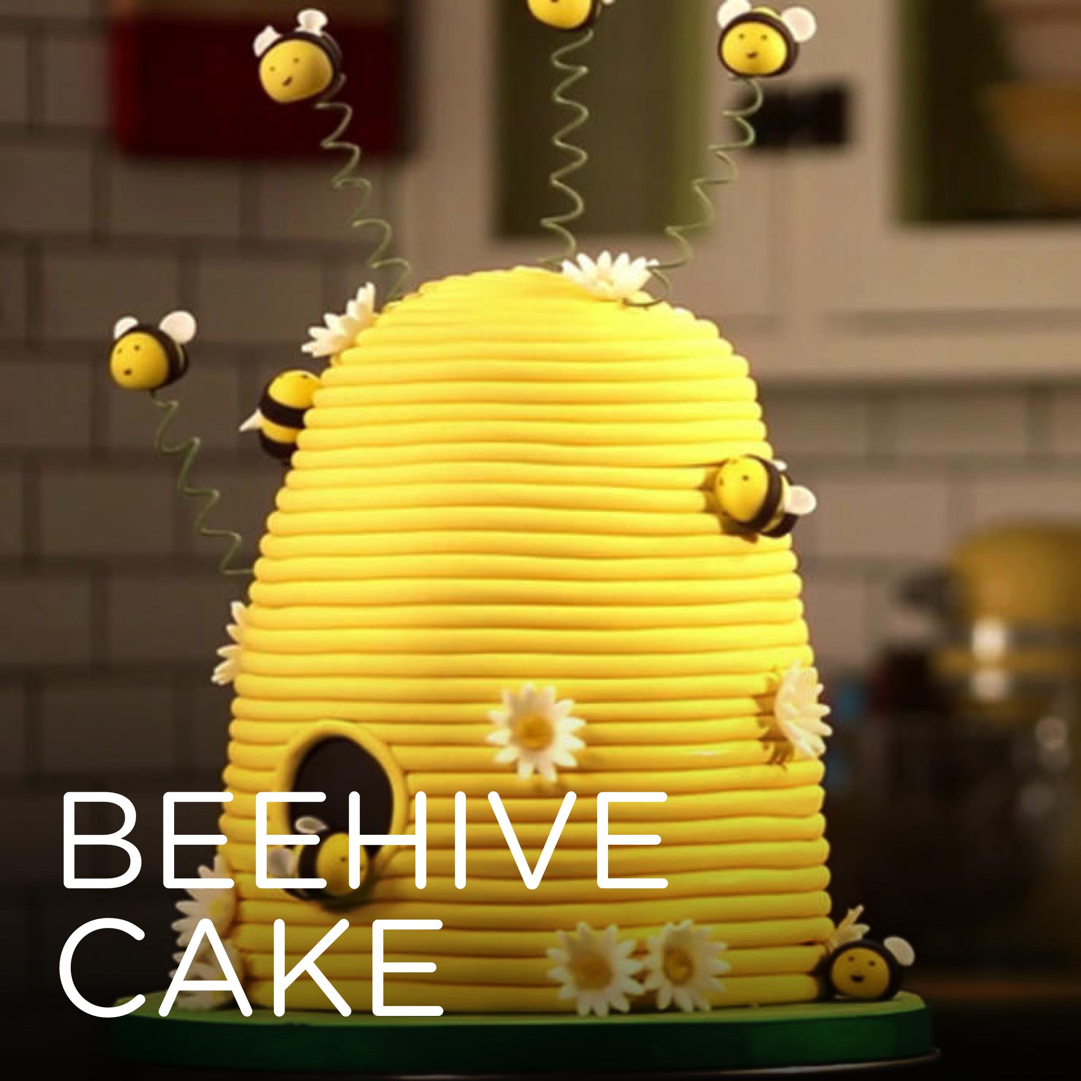 Beehive Cake ~ Online Baking Class   Tastemade