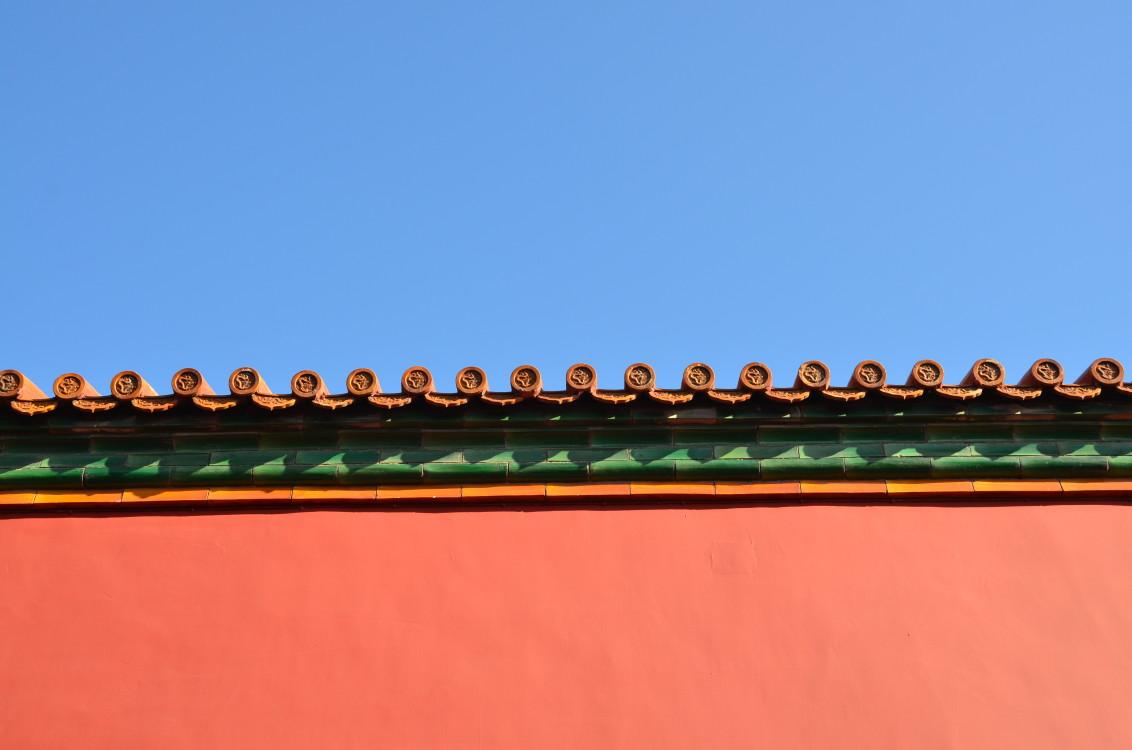 Beijing Forbidden City Roof, Roof, Structure, Forbidden, Corner, HQ Photo