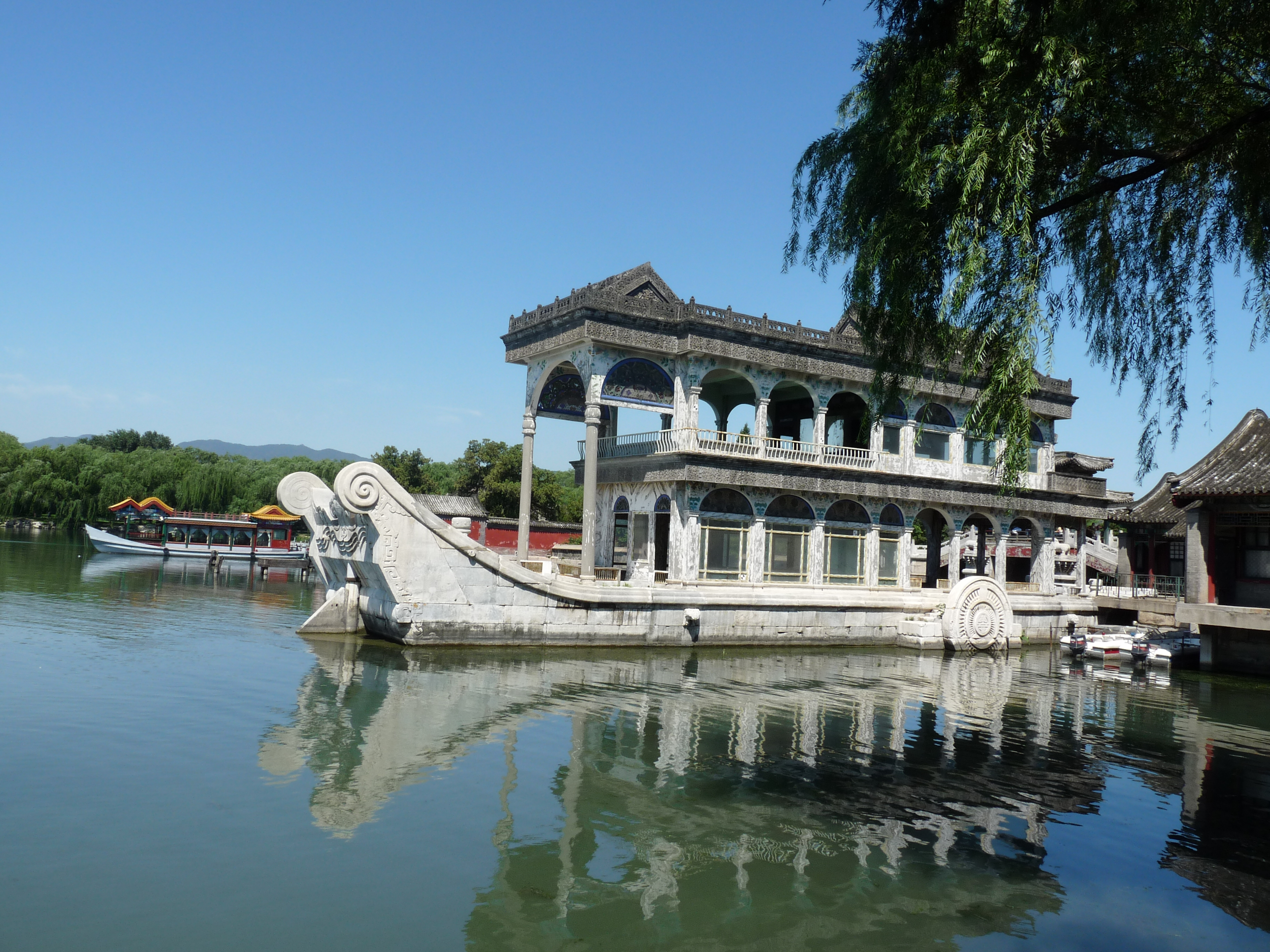 The Summer Palace in Beijing | My family adventure to China