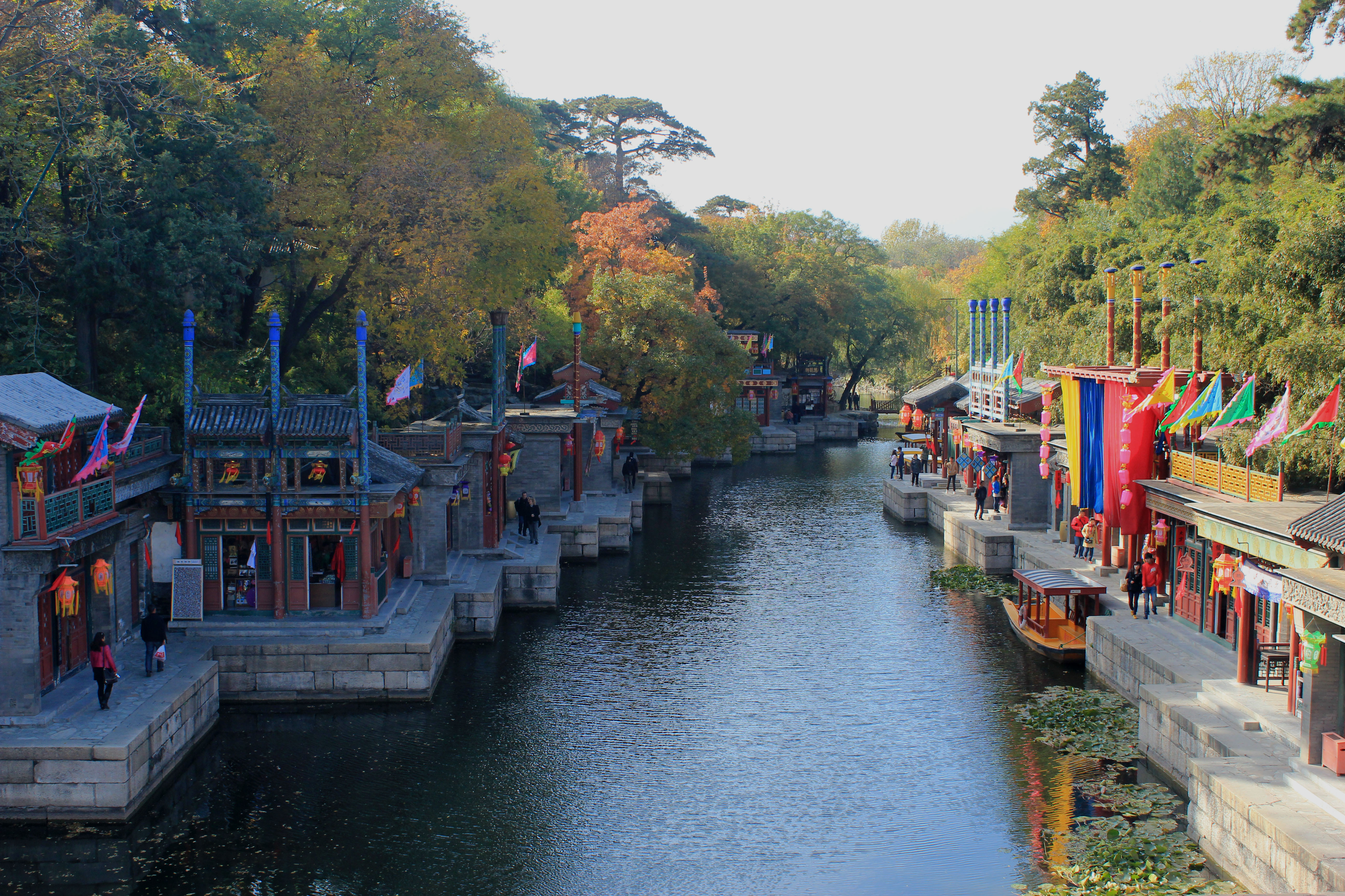 The Summer Palace in Beijing: A tranquil spot amidst the chaos -