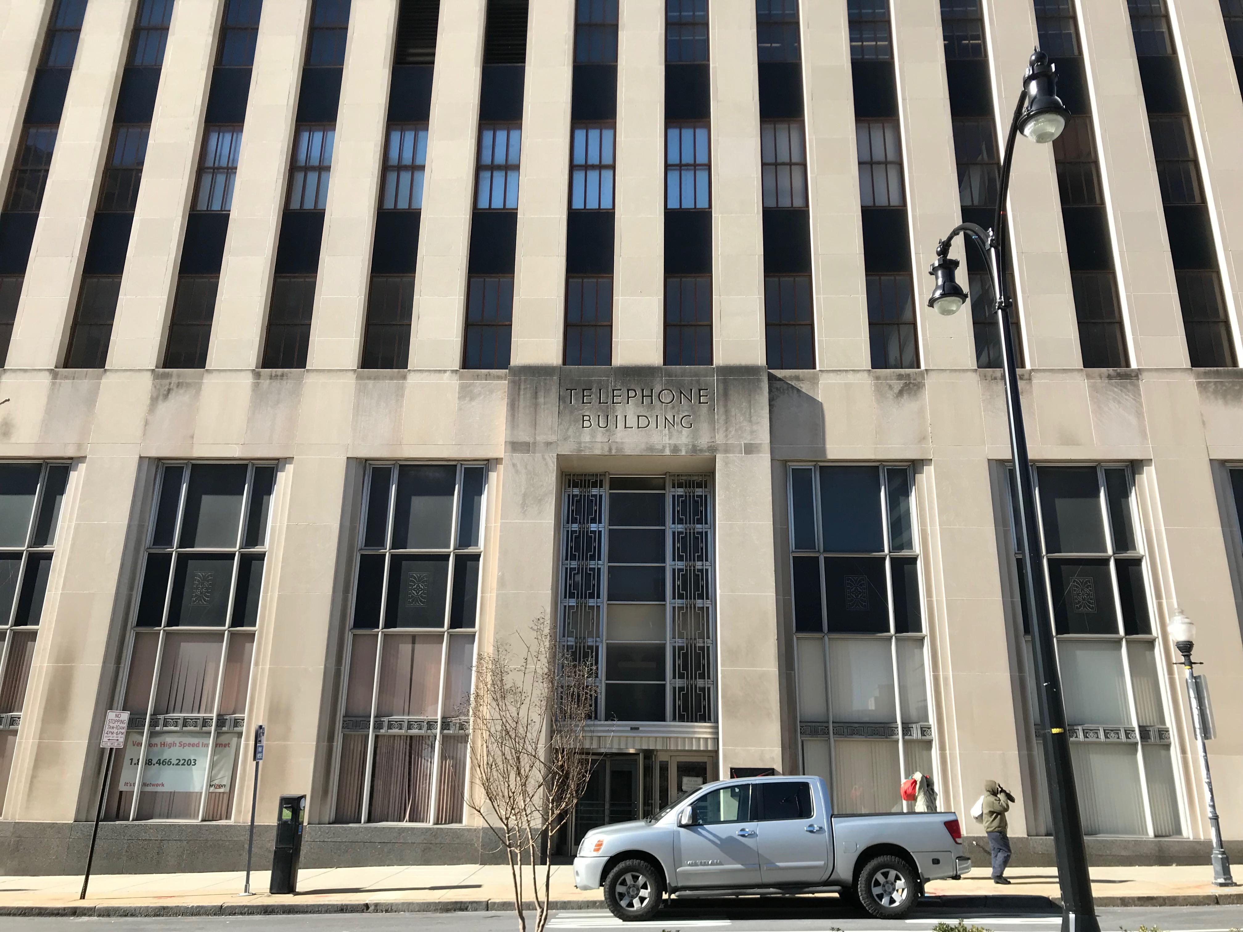 Bell atlantic telephone building/verizon offices, 330 saint paul street, baltimore, md 21201 photo