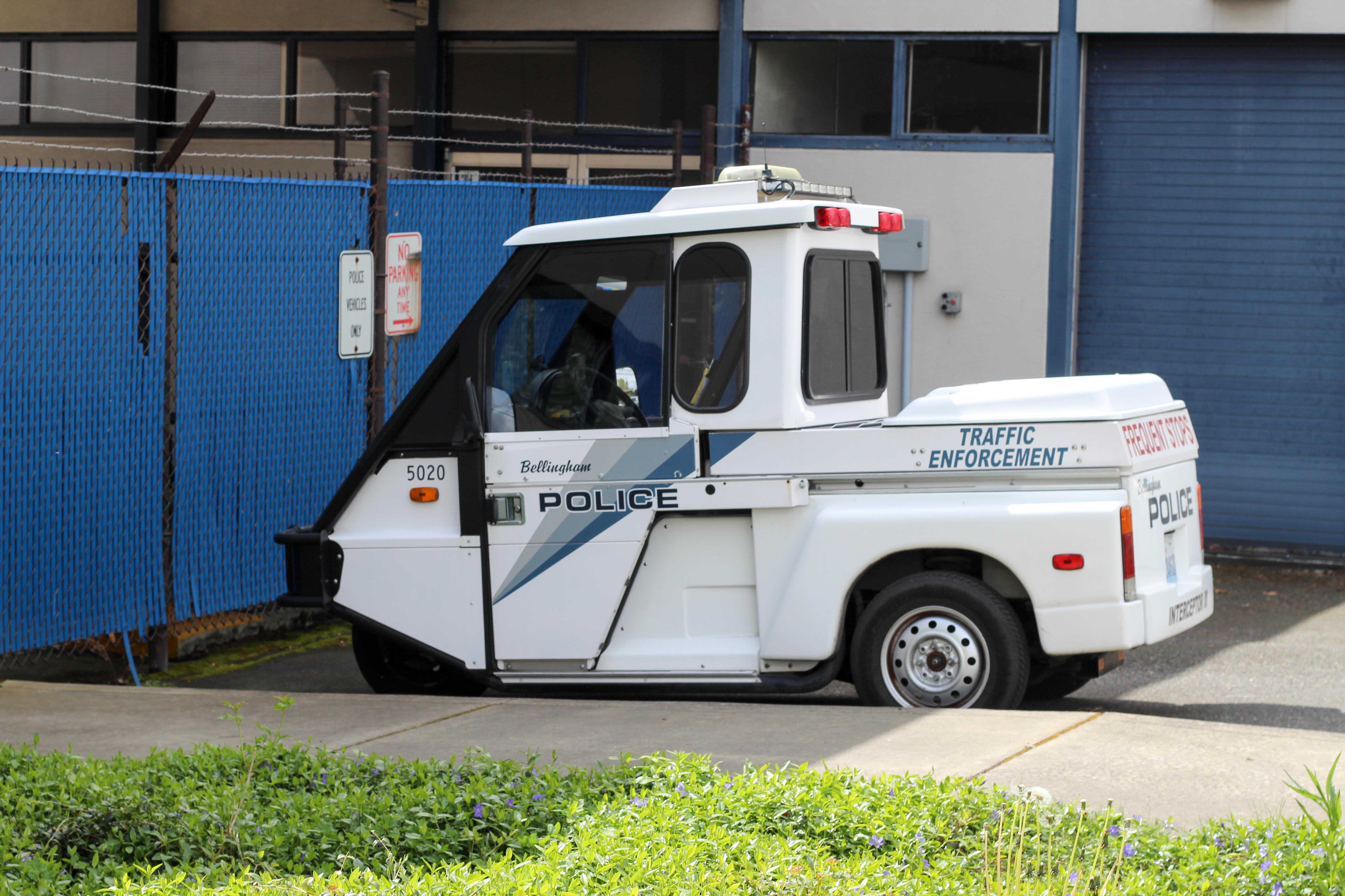 Bellingham, wa police: parking enforcement photo