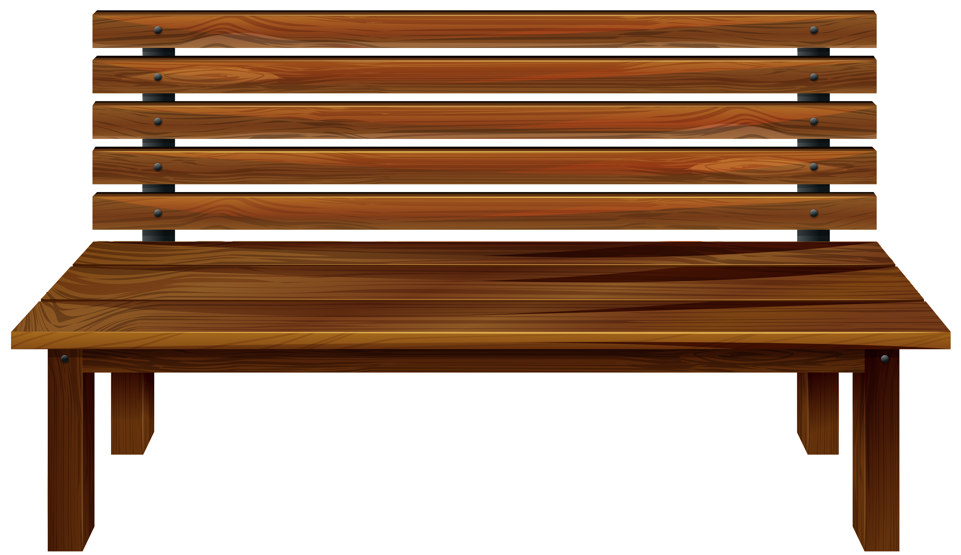 Wooden Bench PNG Clipart - Best WEB Clipart