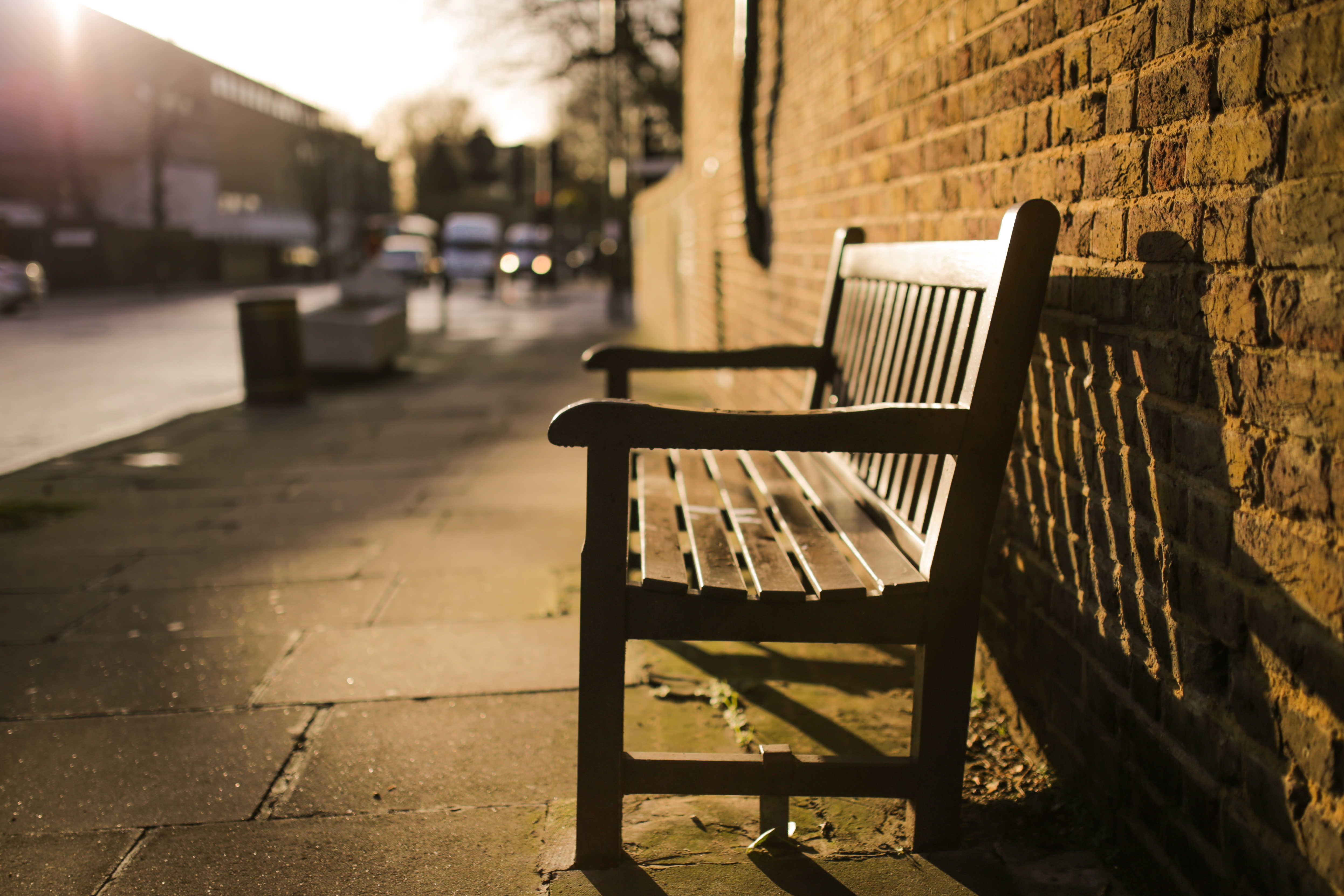 Bench, Chair, Road, Seats, Street, HQ Photo
