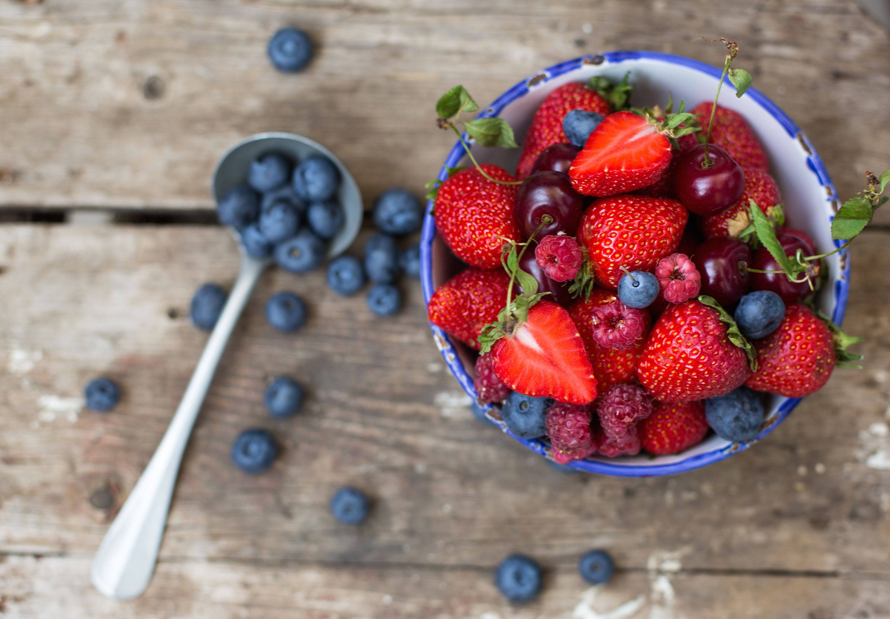 How to Make Citrus and Mint Berries - Best Citrus and Mint Berries ...