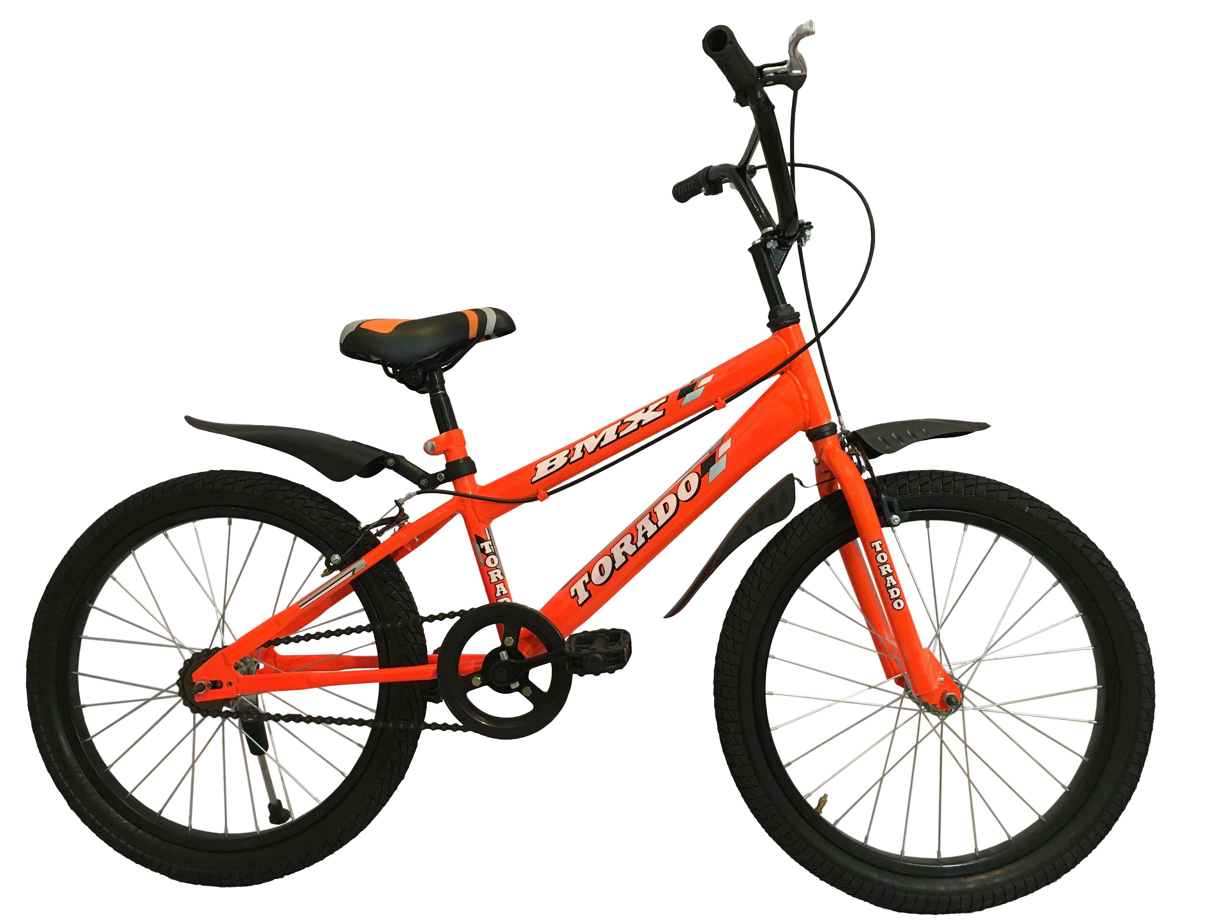 Torado bmx 20 tt Orange 50.8 cm(20) Comfort bike Bicycle: Buy Online ...