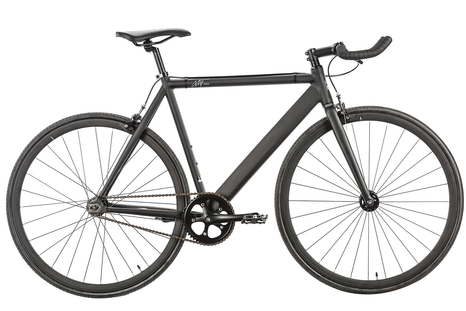 The Los Angeles Type 001 | City Bicycle Co. Fixed Gear
