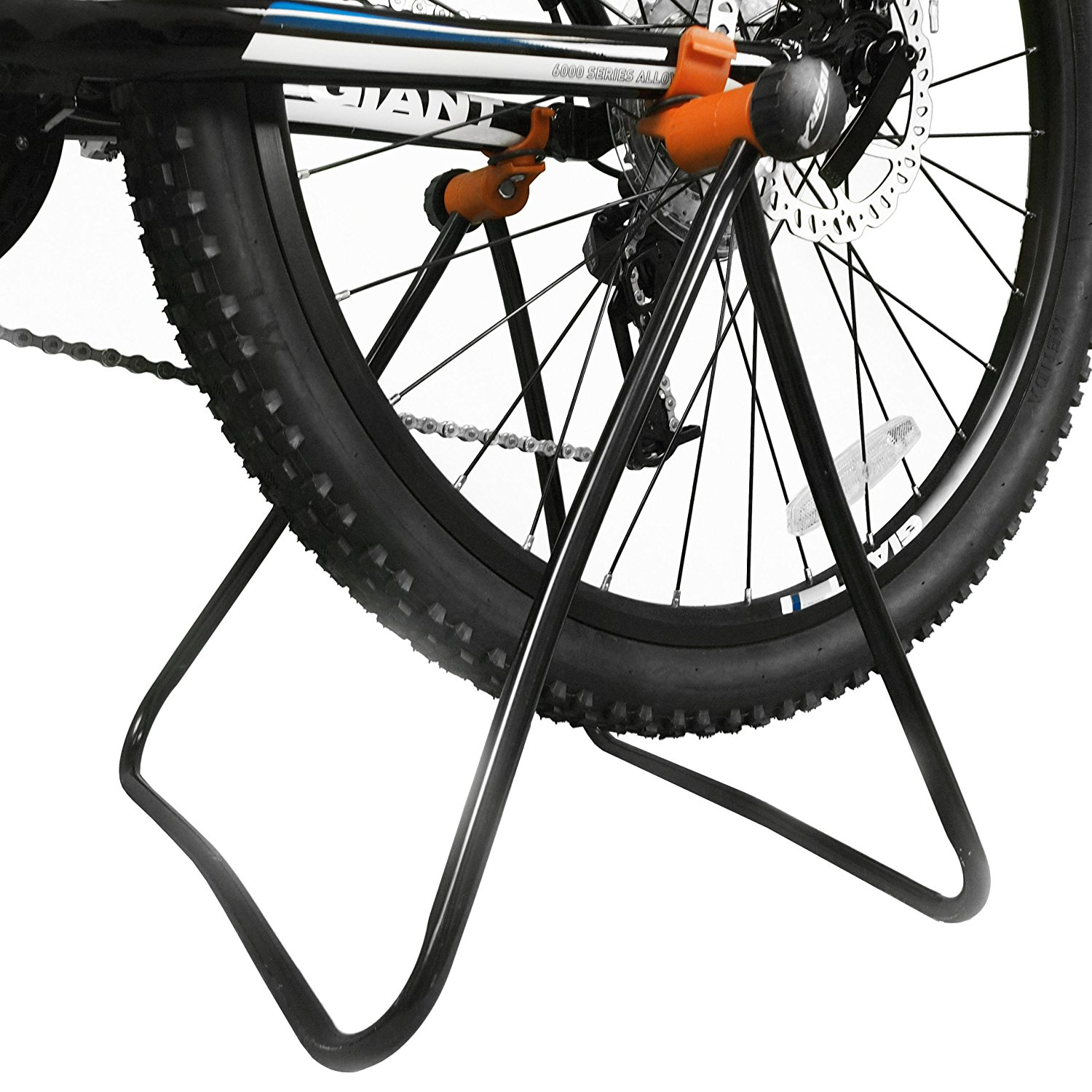 Amazon.com: Ibera Easy Utility Bicycle Stand, Adjustable Height ...
