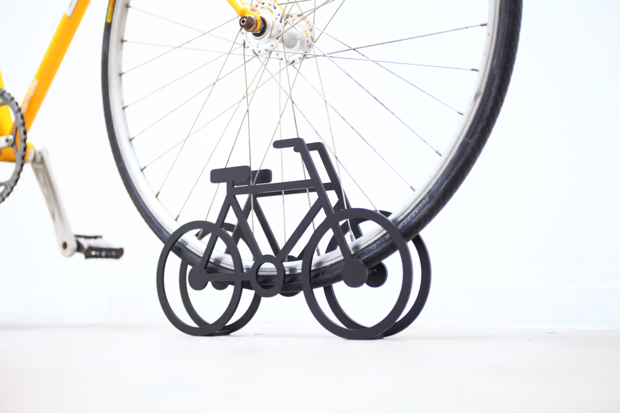On Bicycle Stand | studio yumakano