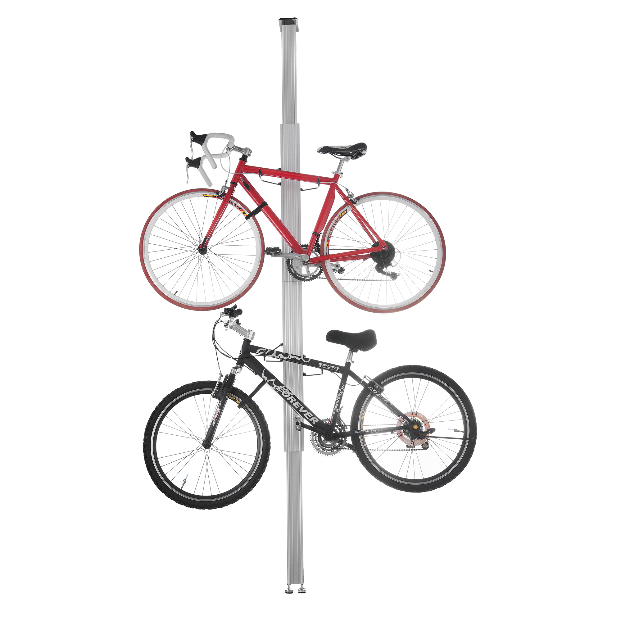 RAD Cycle EZConnect Foldable Bike Rack Bicycle Storage Floor Stand ...