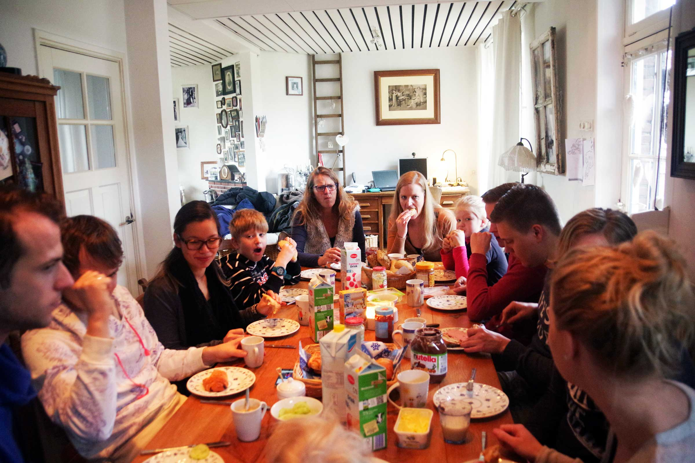 Big Family Benefits | Reader's Digest