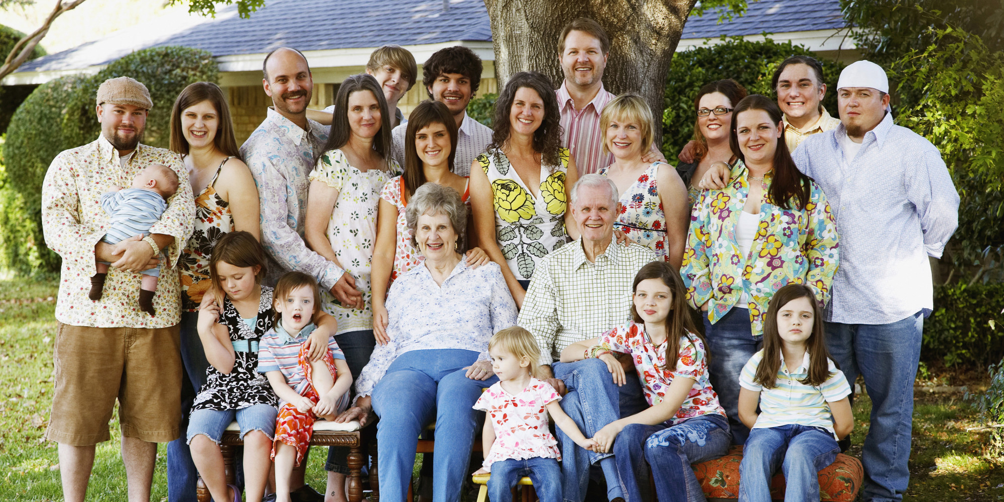 Tens Truths Of Having A Big Family