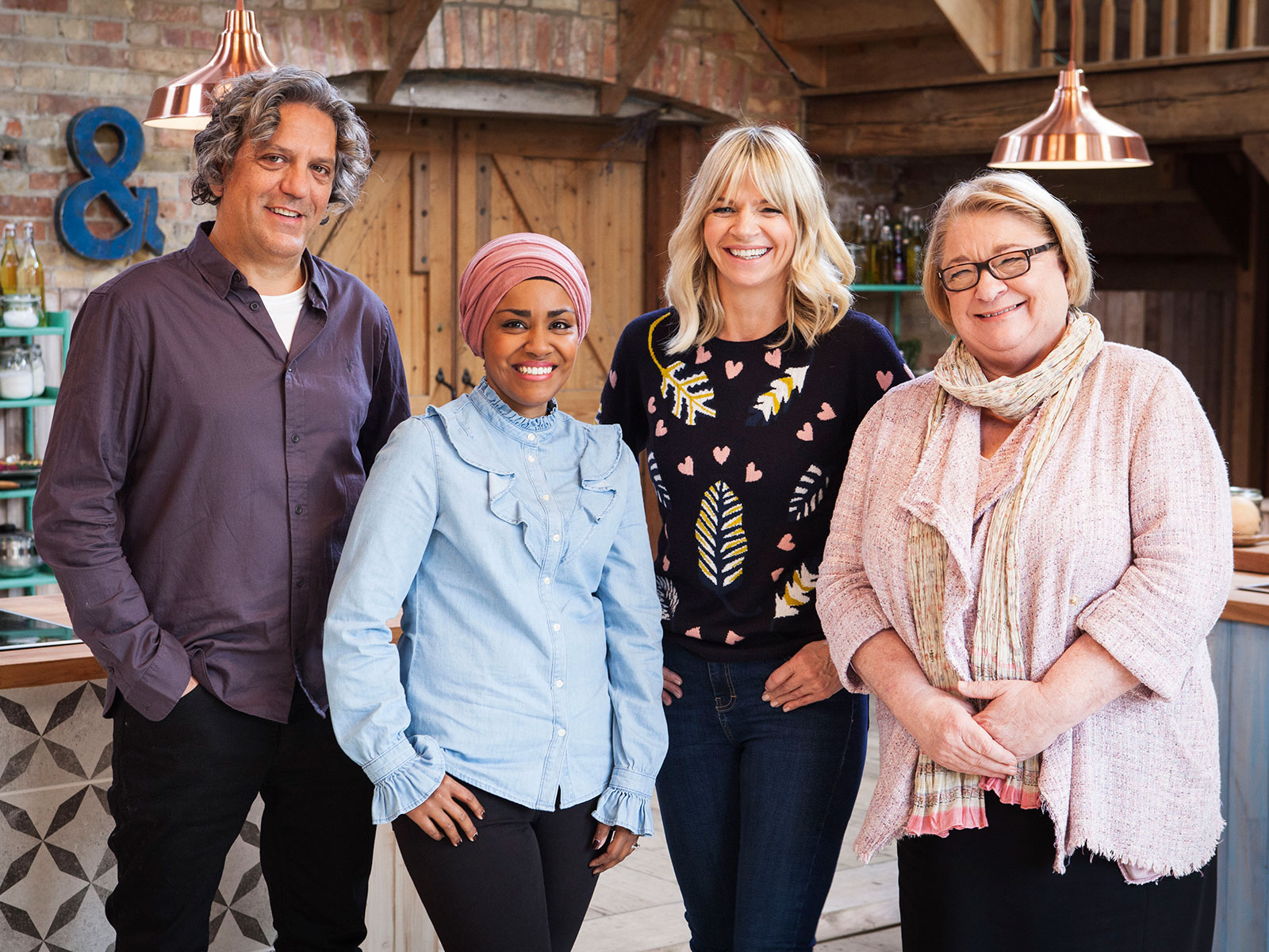 The Big Family Cooking Showdown' Is the 'Great British Bake Off ...