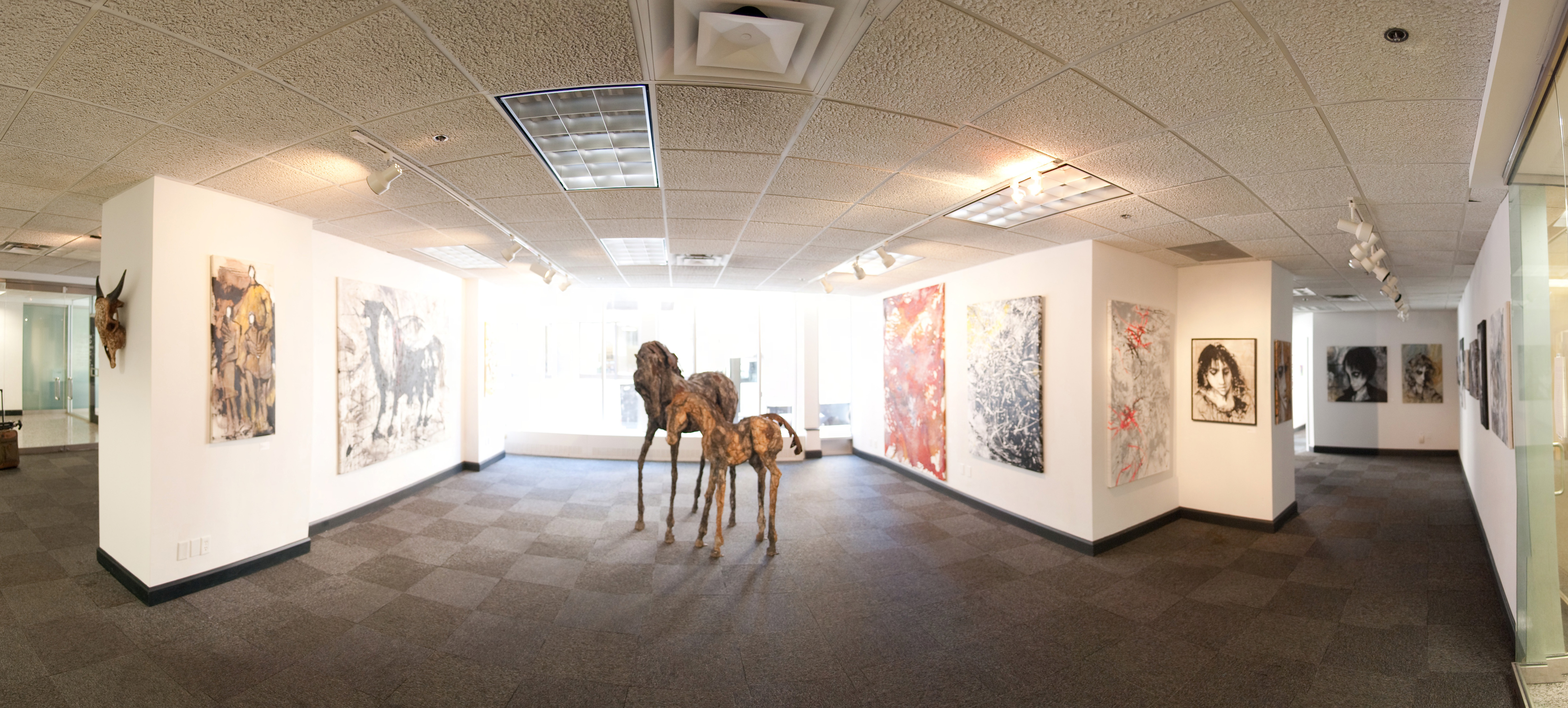 big room | Kirkland Gallery
