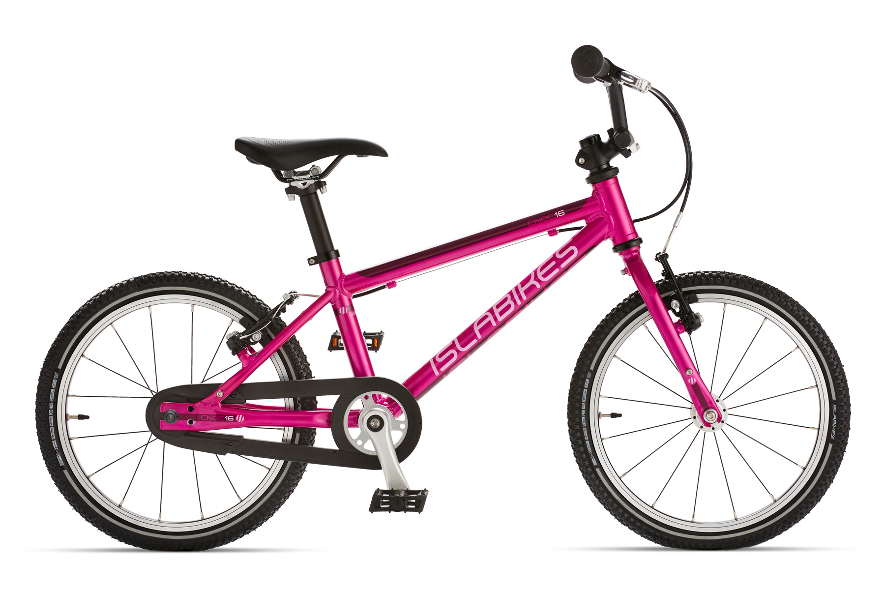 Islabikes Cnoc 16 – Quality, lightweight bike for children age 4+
