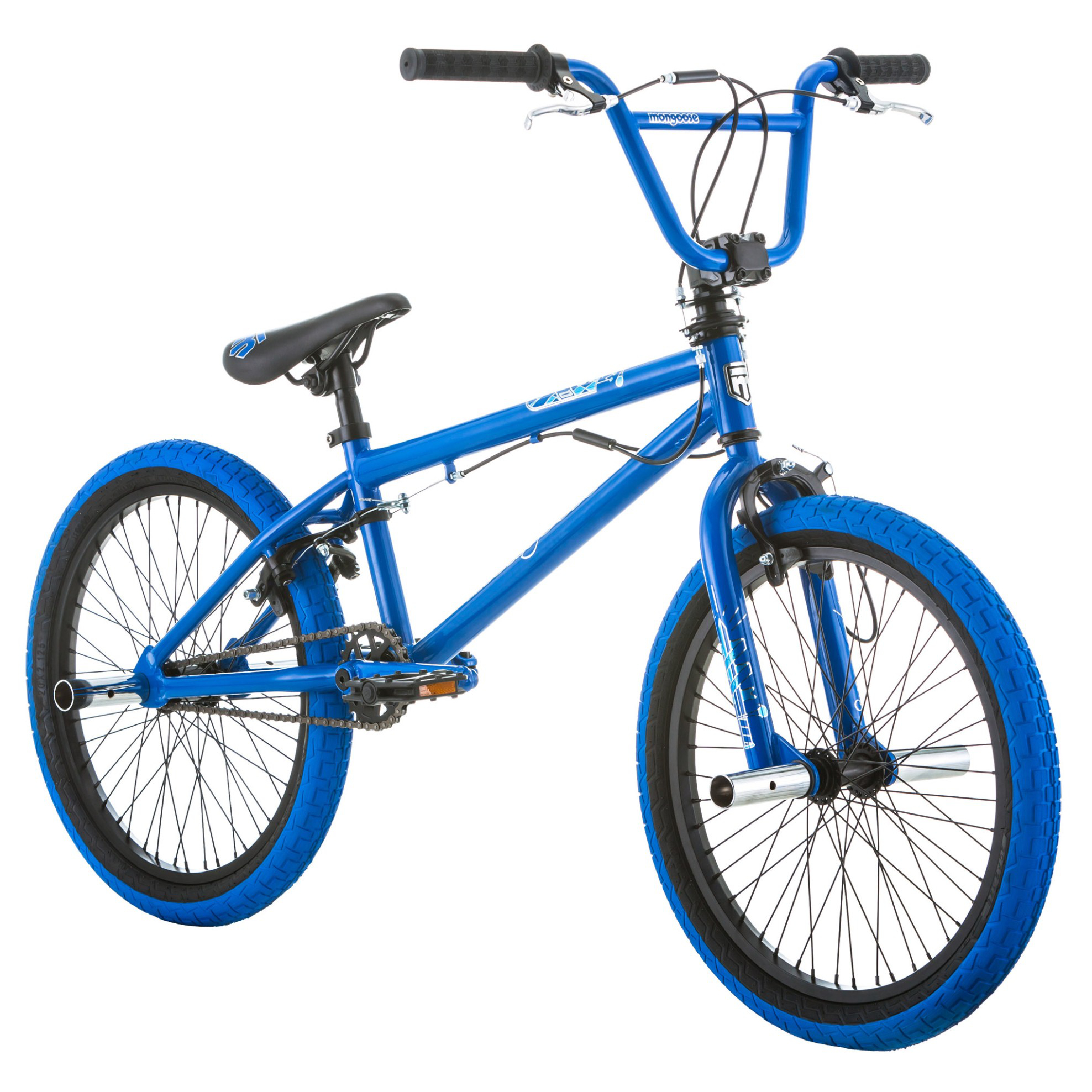 Mongoose Blue Rive 20