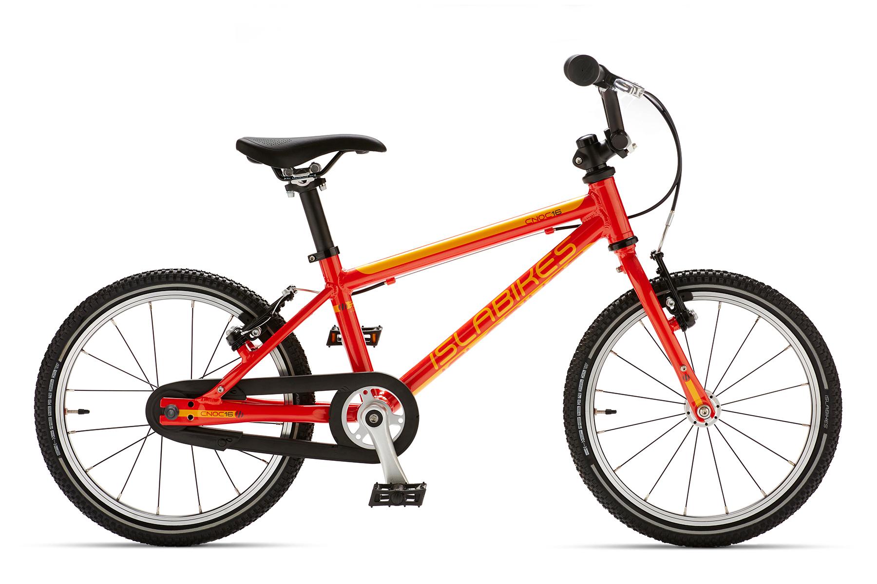 Islabikes Cnoc 16 – Quality, lightweight bike for children age 4+