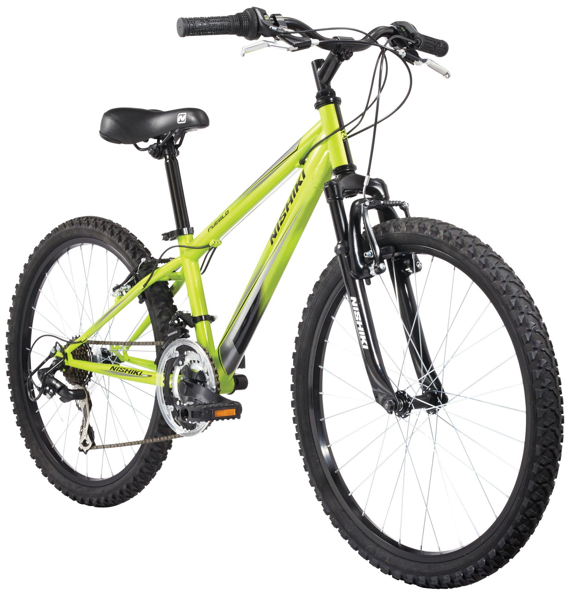 Nishiki Boys' Pueblo 24'' Mountain Bike | DICK'S Sporting Goods