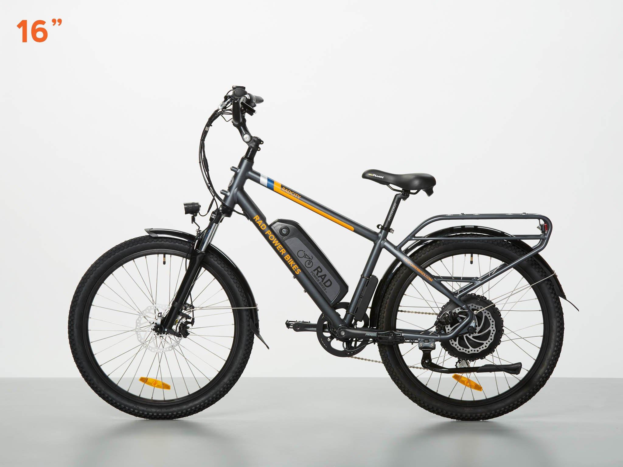 RadCity Electric Commuter Bike   Rad Power Bikes