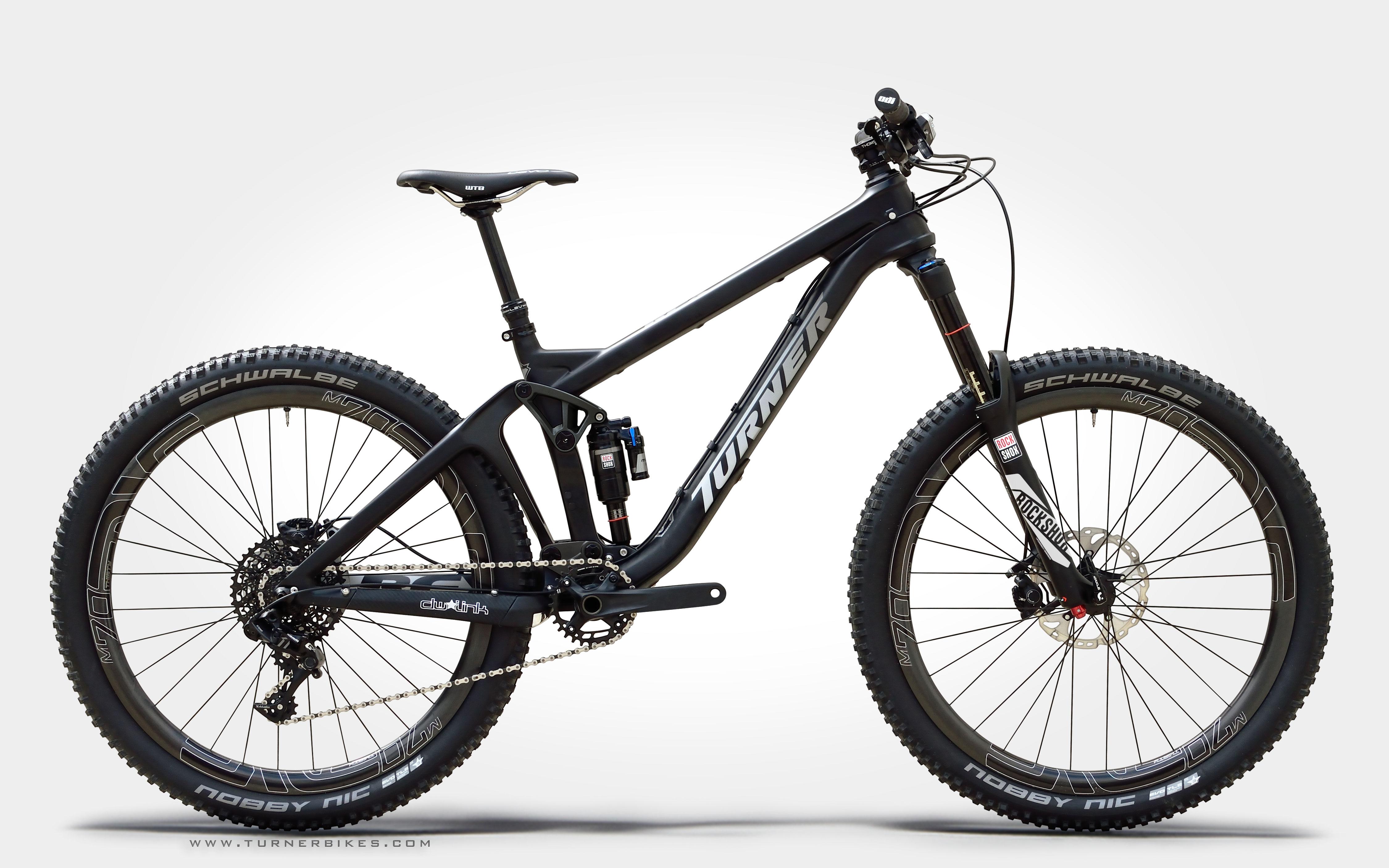 RFX 4.0 | 27.5 Enduro Mountain Bike | Turner Bikes