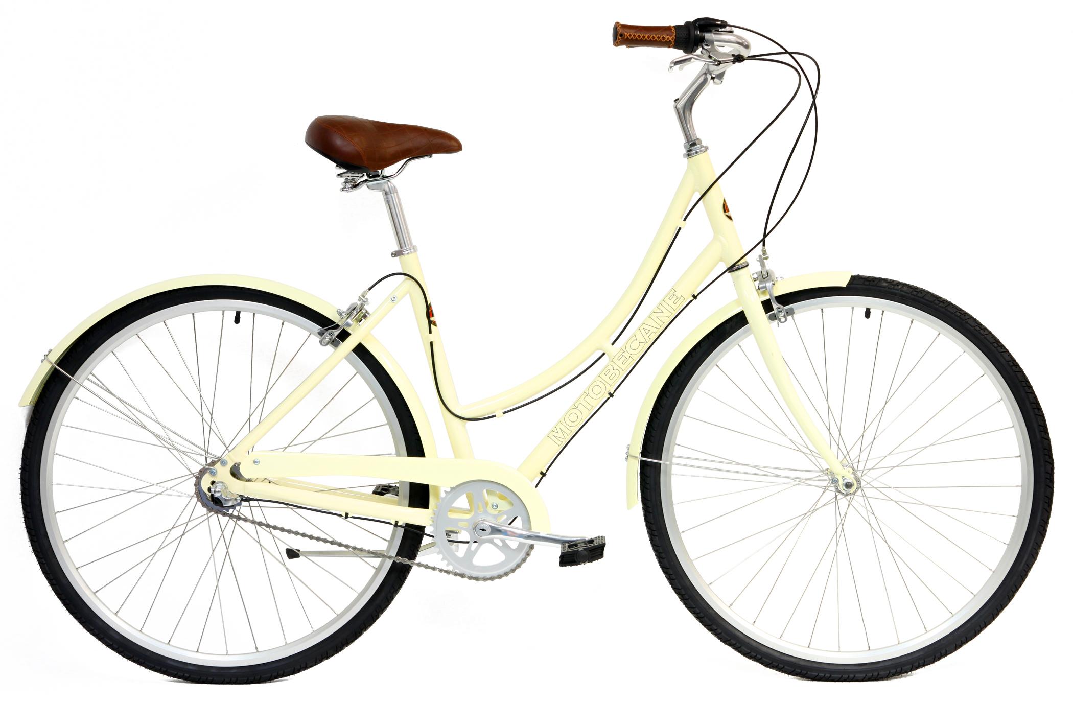 City Bikes Save up to 60% off new Motobecane Bistro Aluminum City ...