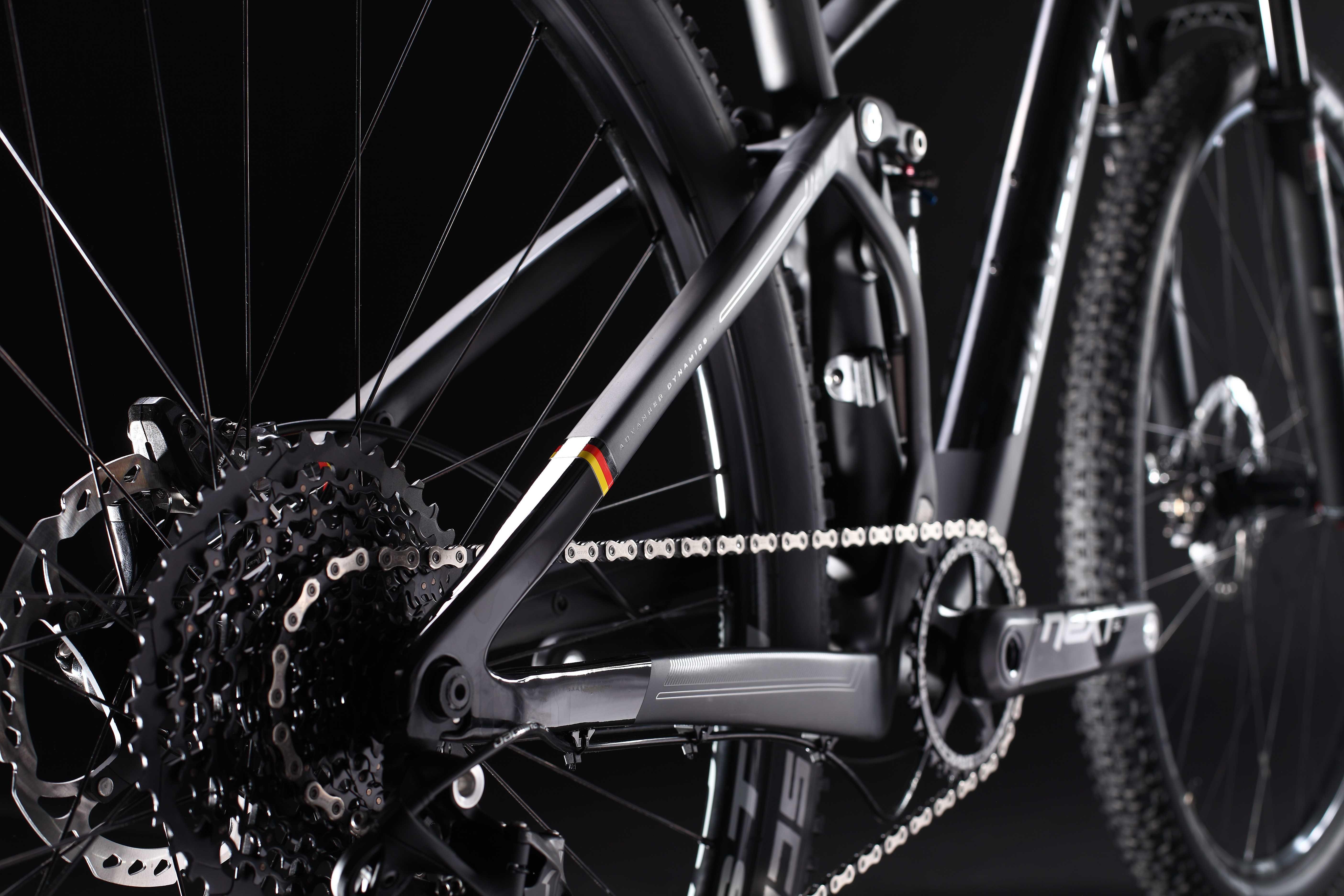 sesta-team-bike-closeup | Lightweight Performance Bicycles