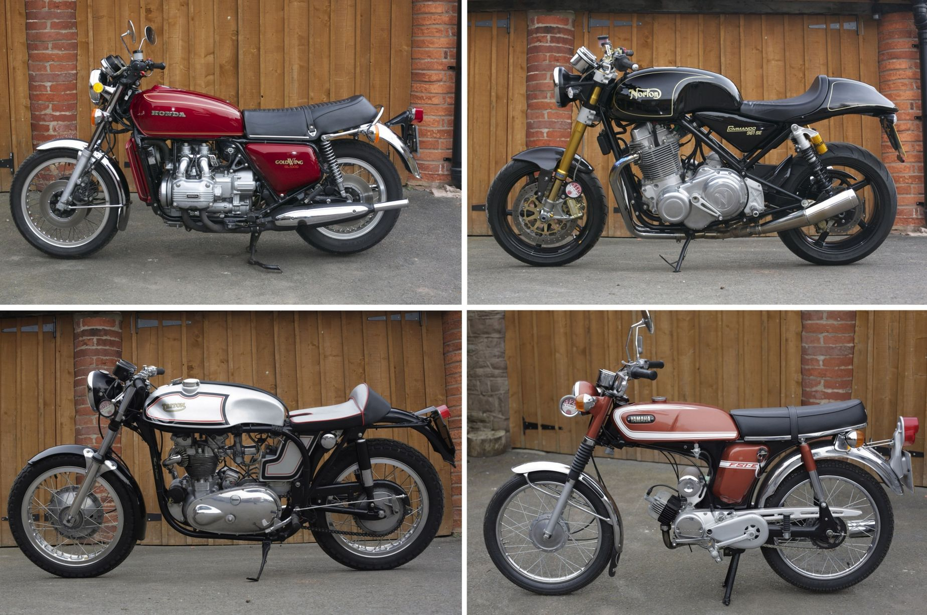James May and Richard Hammond Sell Their Motorcycle Collections ...