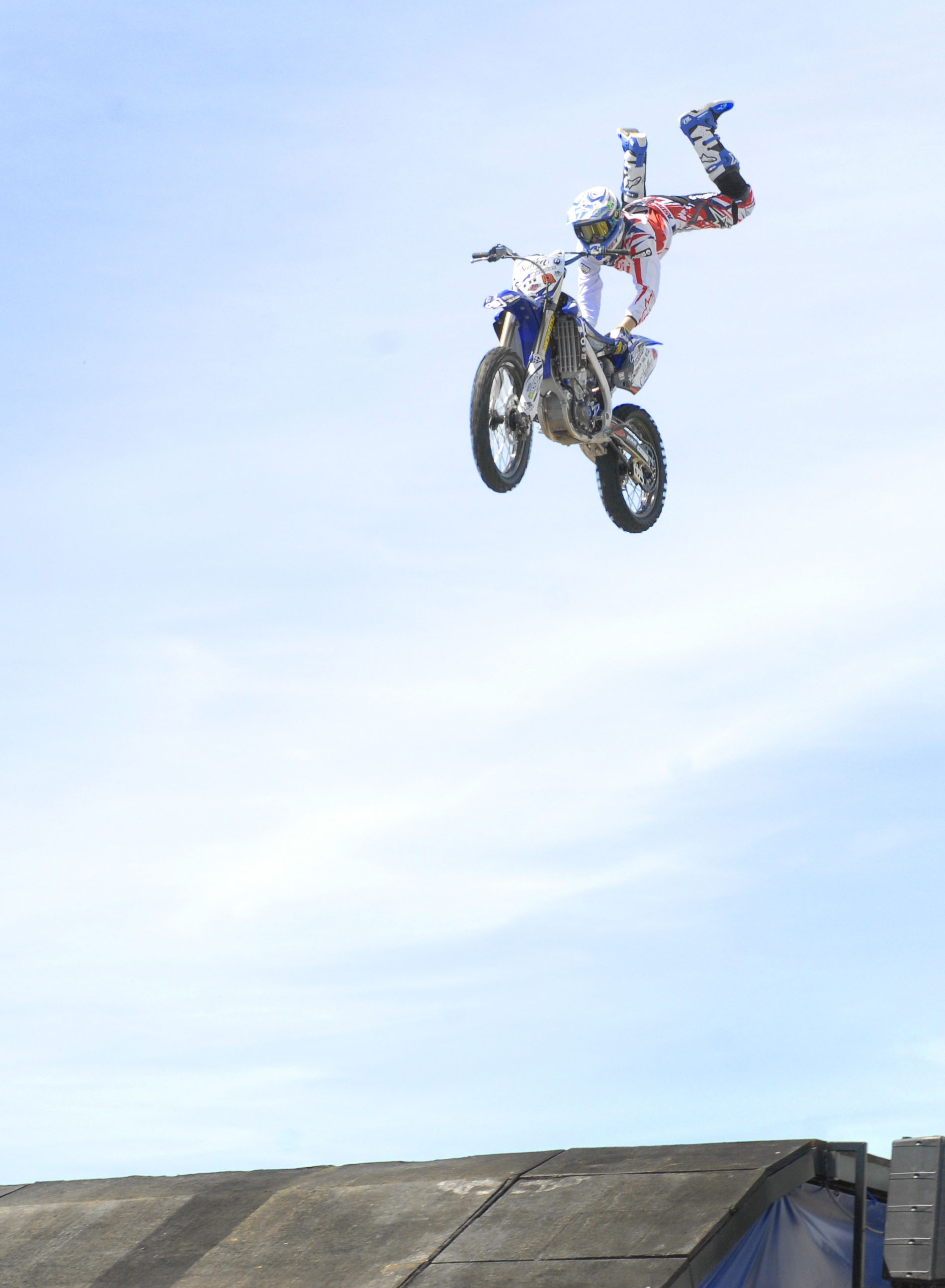 Bike jump photo