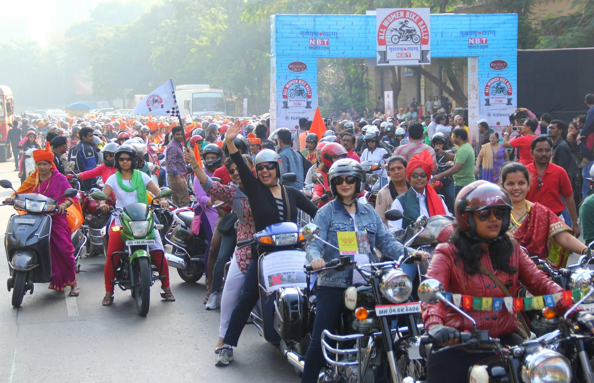 All Women Power Rally, 2018
