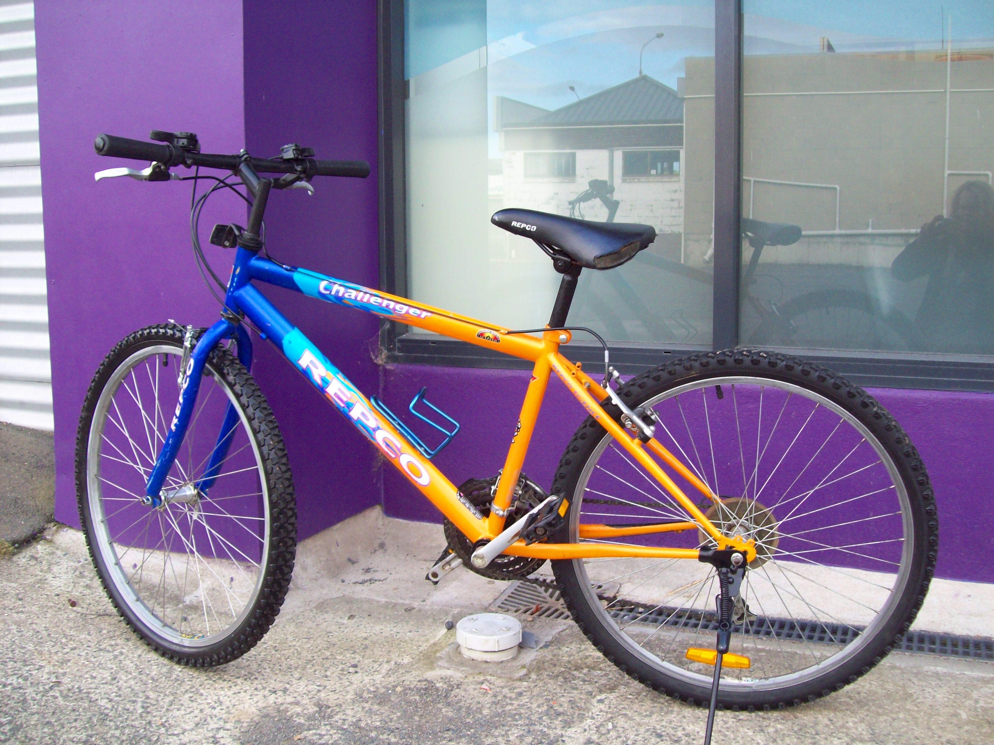 Bike - repco challenger photo