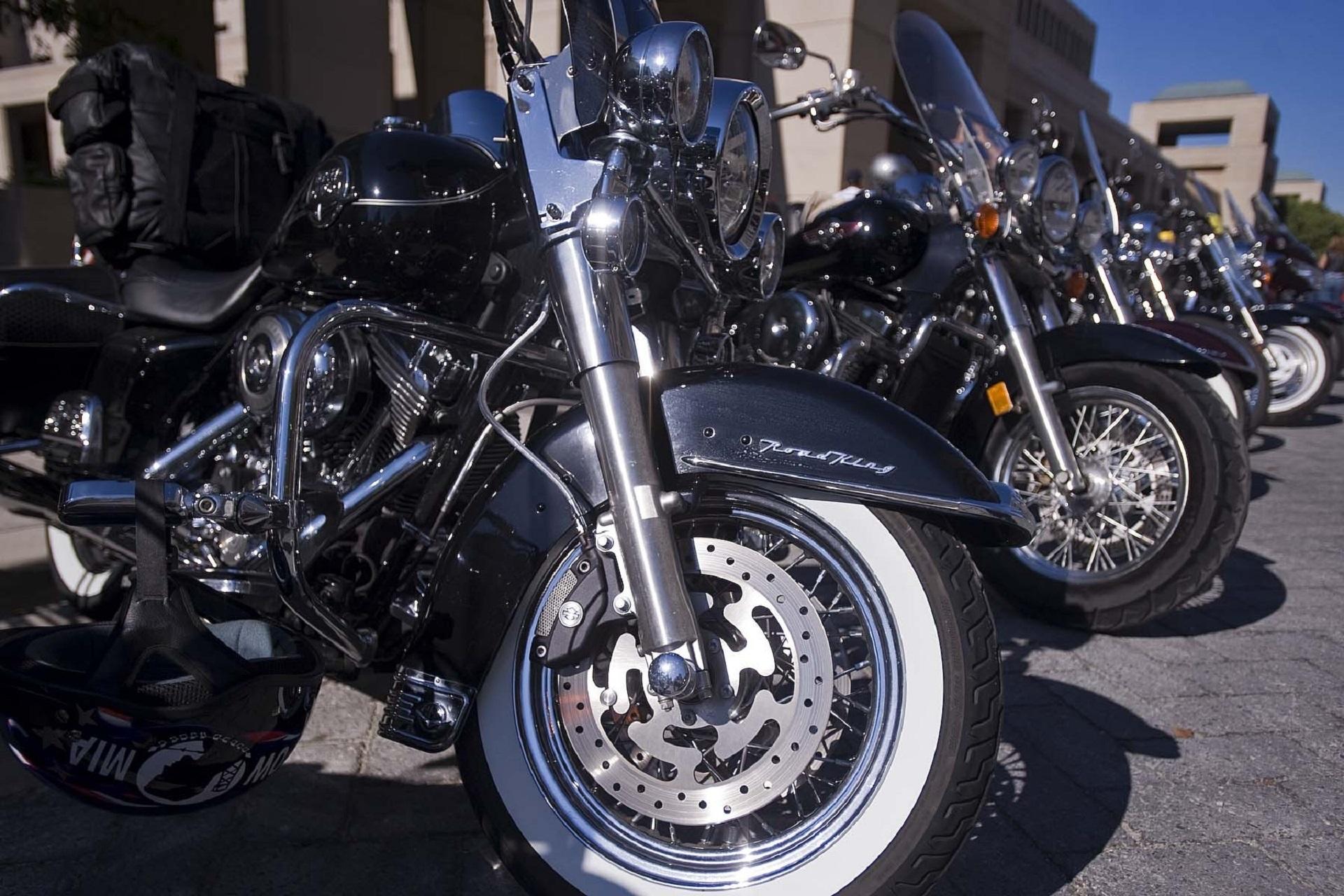 Bike stand photo