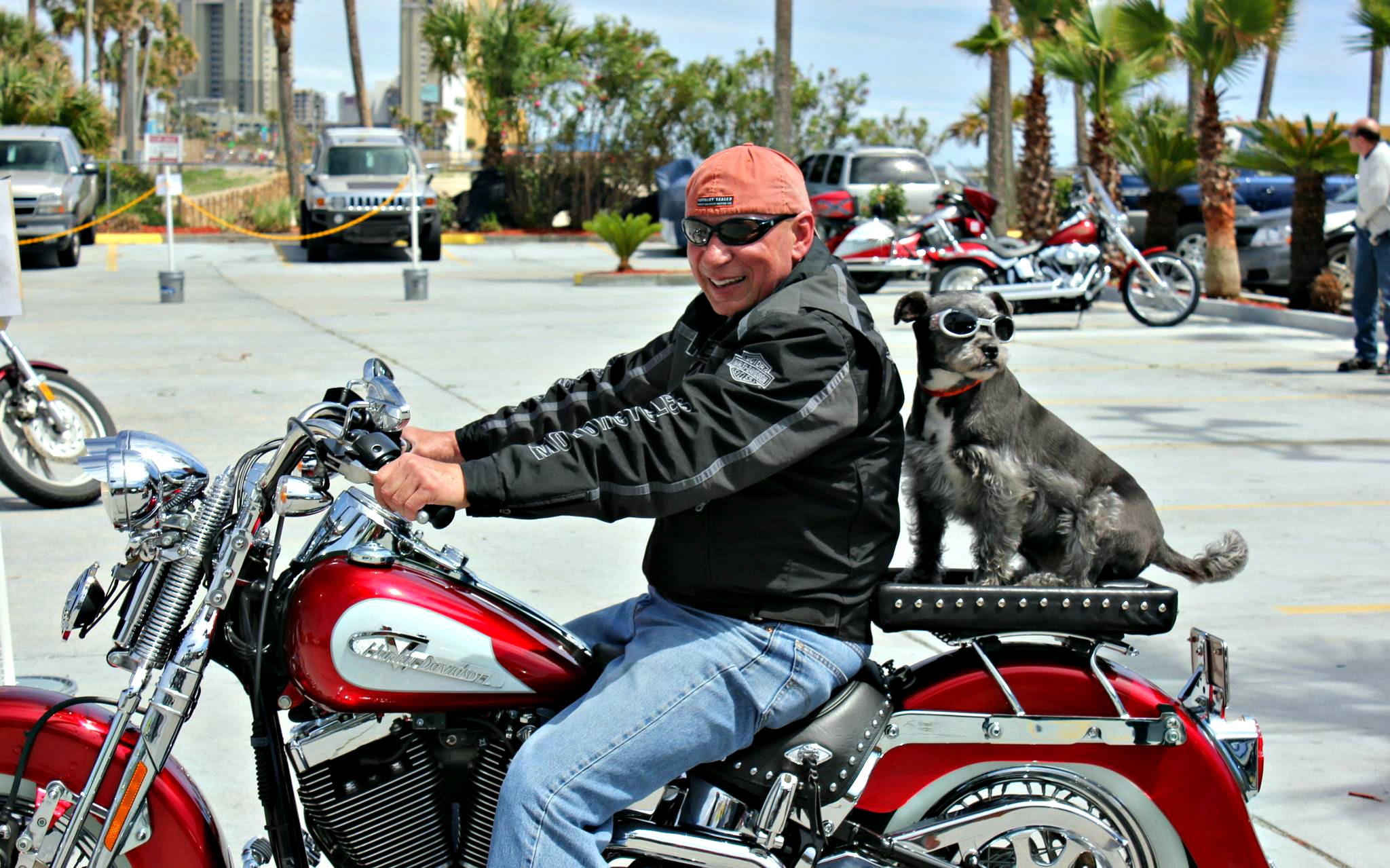 Thunder Beach Bikers' Rally Rolls into PCB Every Spring and Fall