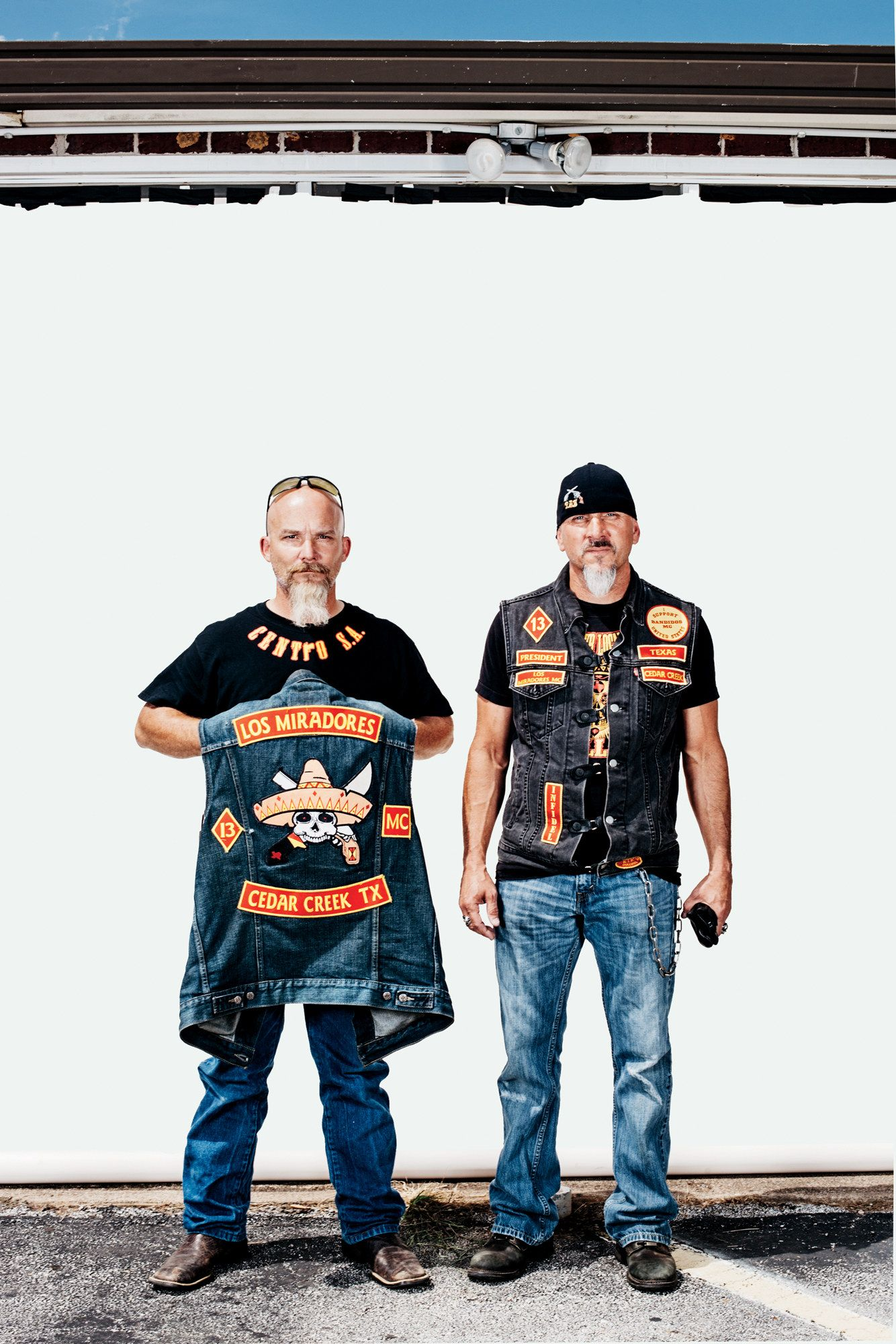 The Untold Story of the Texas Biker Gang Shoot-Out | Biker gangs ...