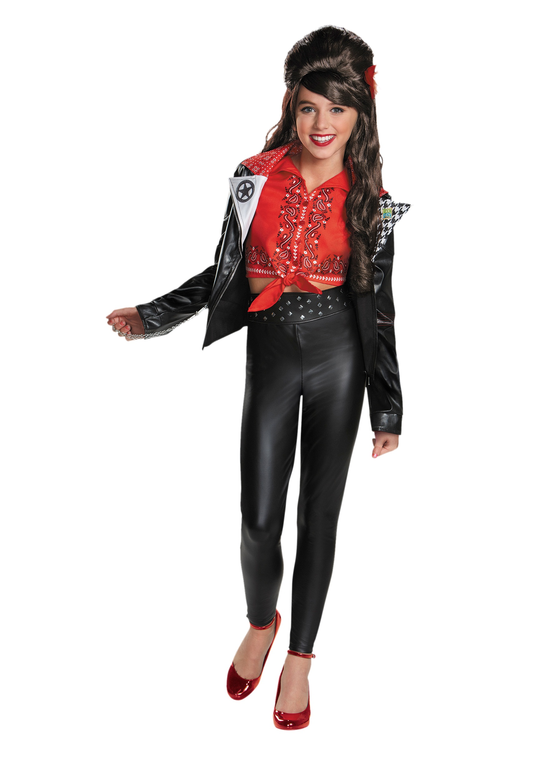 Teen Beach Mack Biker Costume - Halloween Costumes