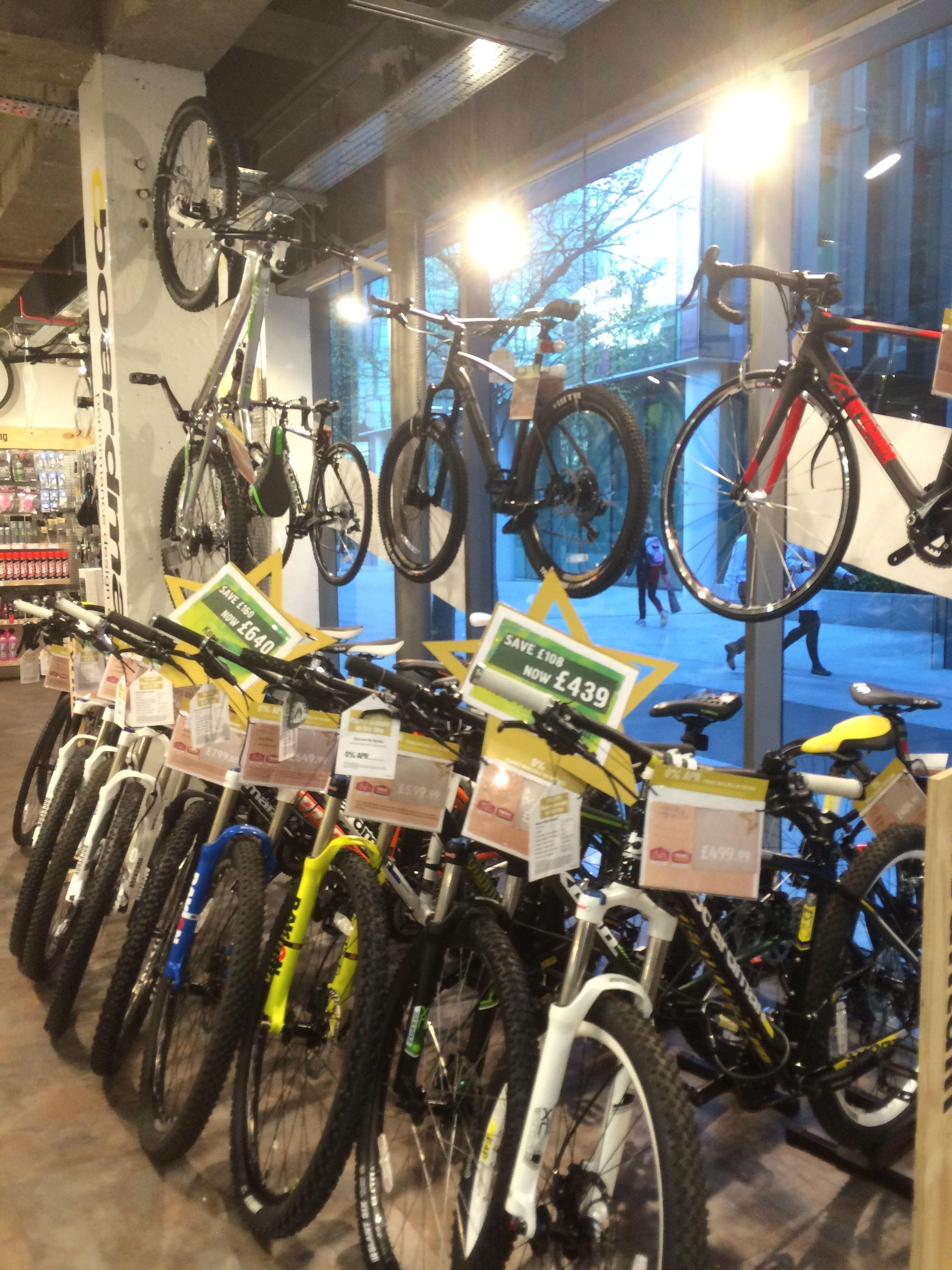 Cycle Republic - London - Euston - Cycling - Bikes - Outdoors ...