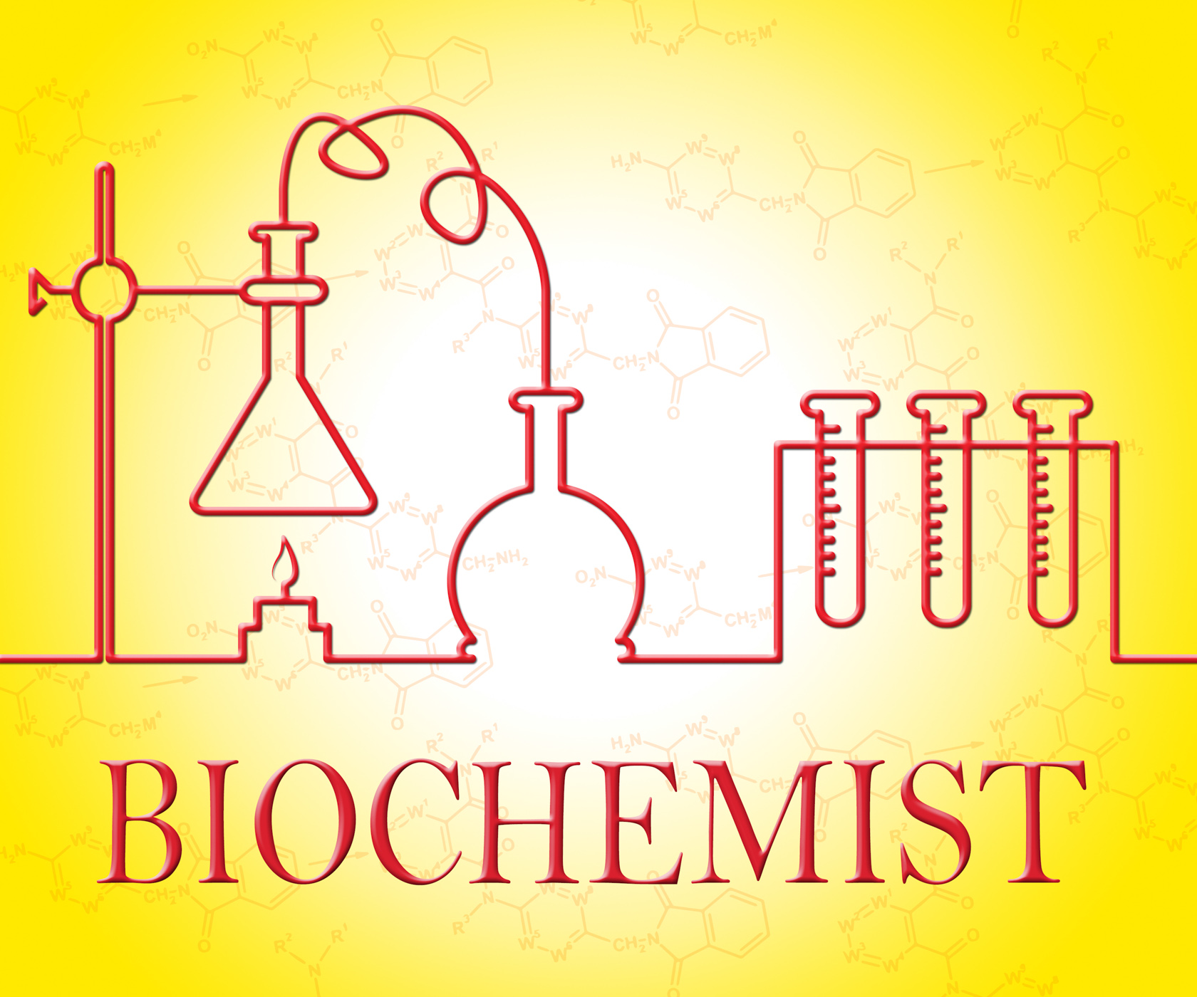 Free Photo Biochemist Research Means Equipment Studies And