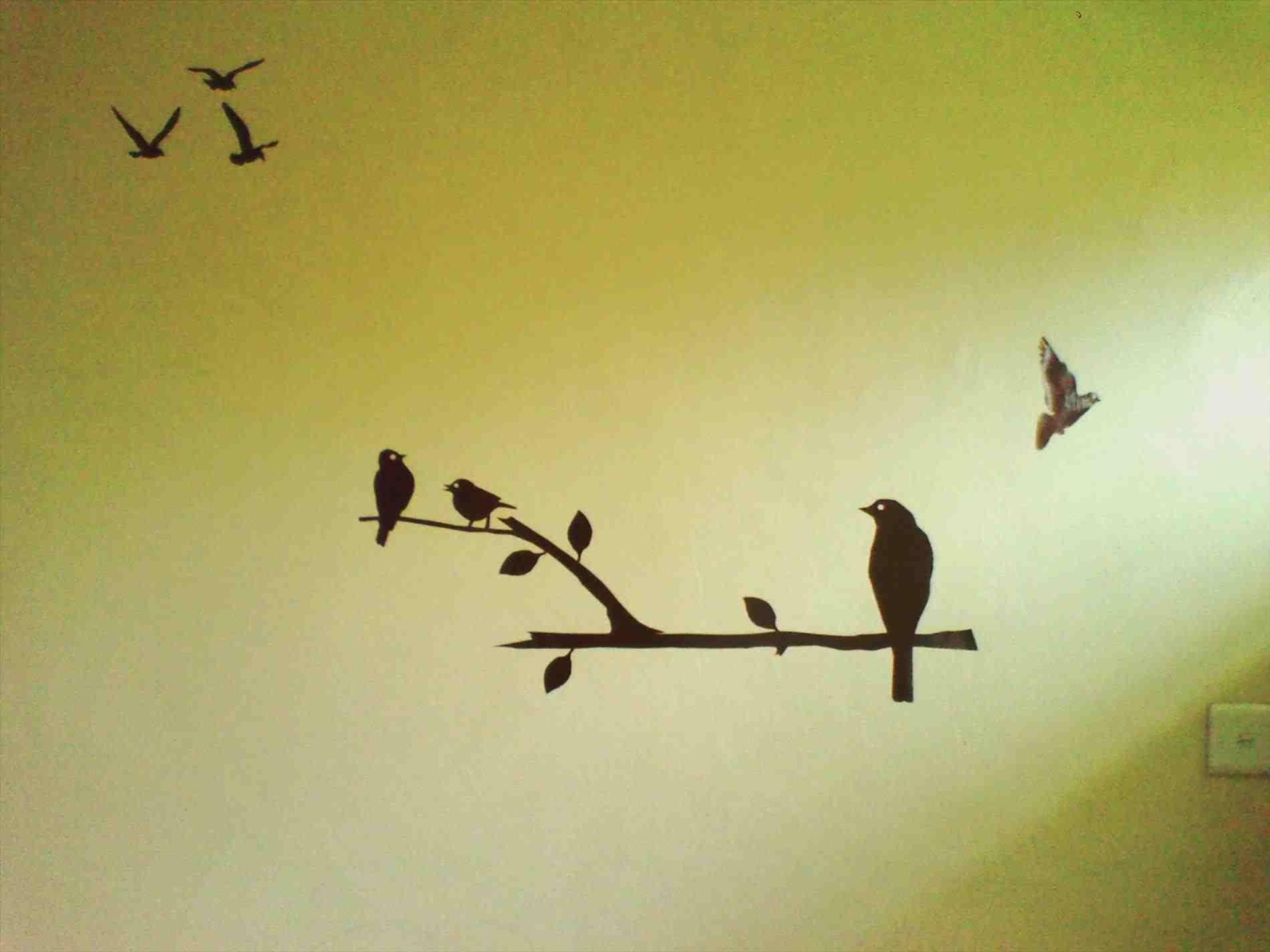 Free Photo Bird Painting Wall Animal Hang Texture Free Download Jooinn