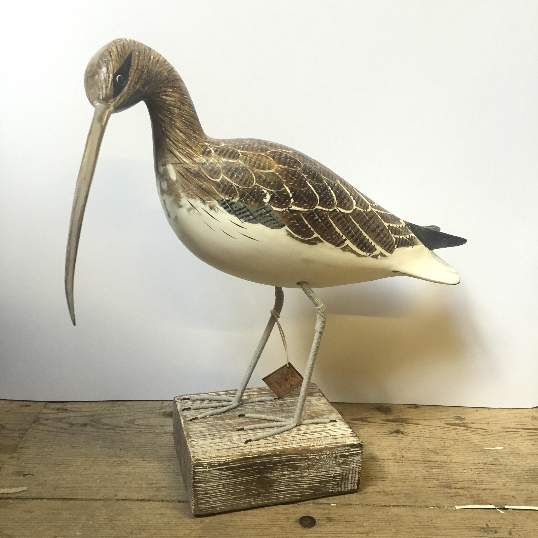 Bird sculpture photo