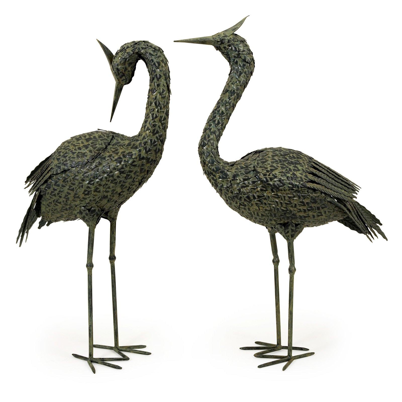 Decorative bird sculpture photo