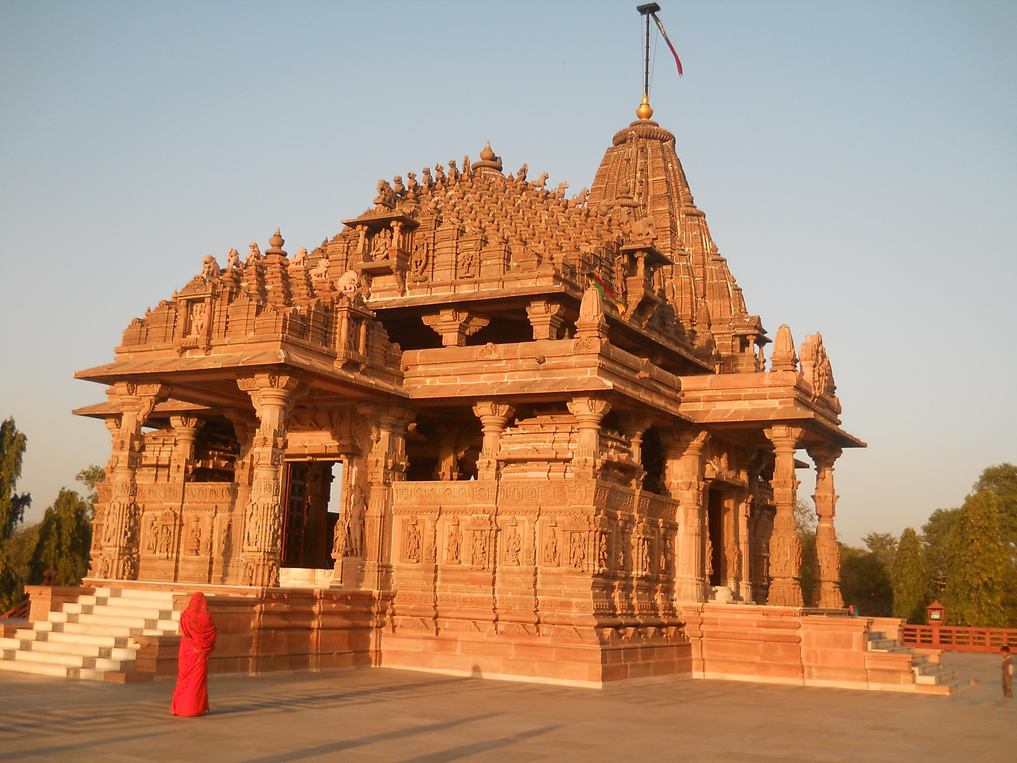 Birla temple - india photo