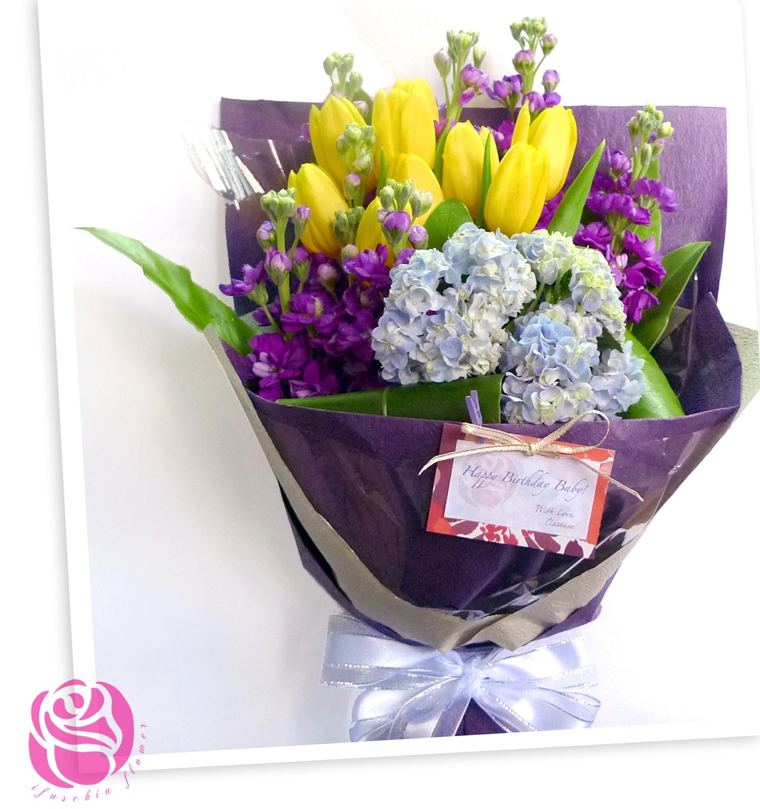 Free Photo Birthday Bouquet Fresh Garden Nature Free Download