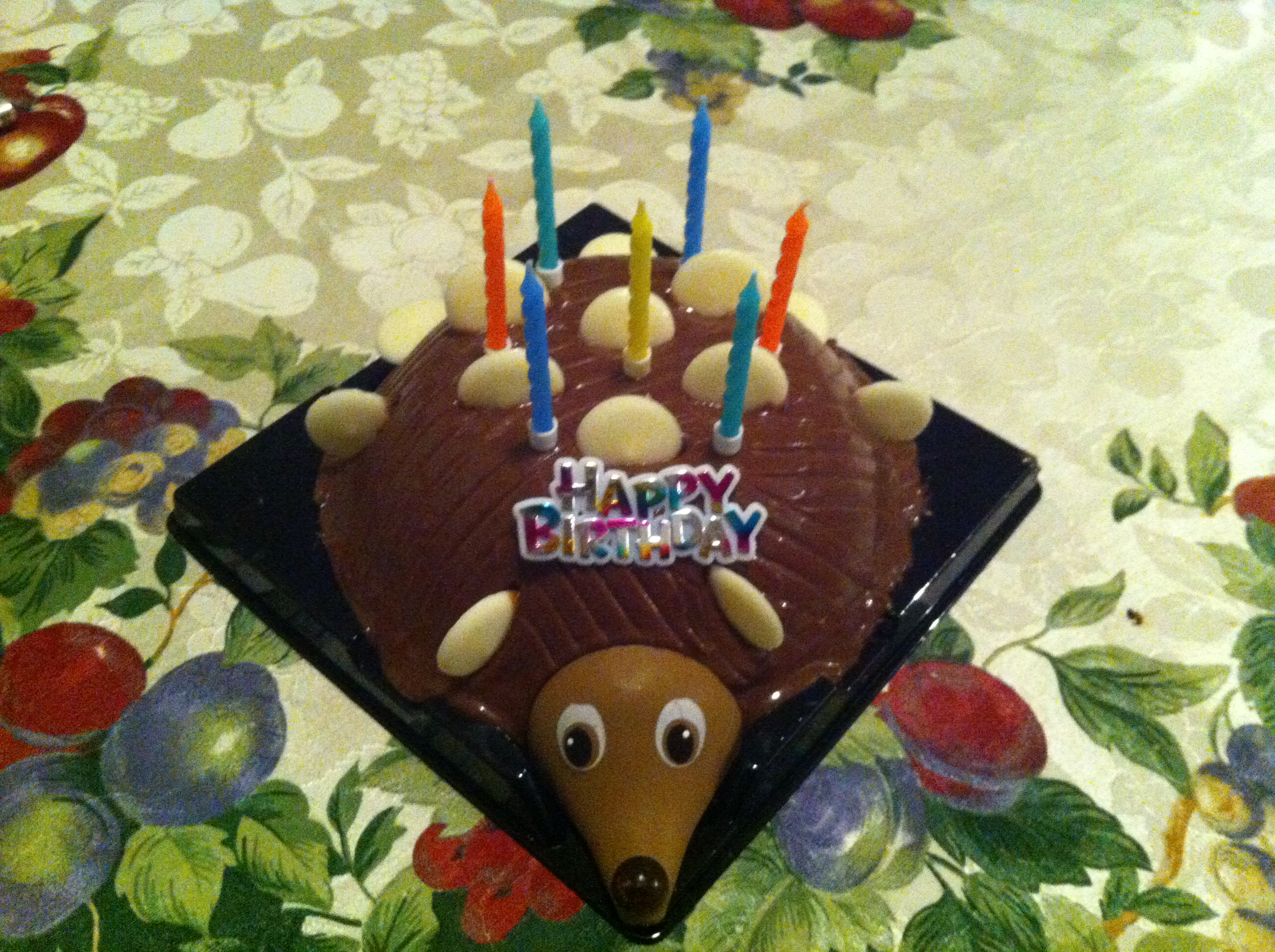 Free Photo Birthday Cake Cake Candles Chocolate Free Download Jooinn