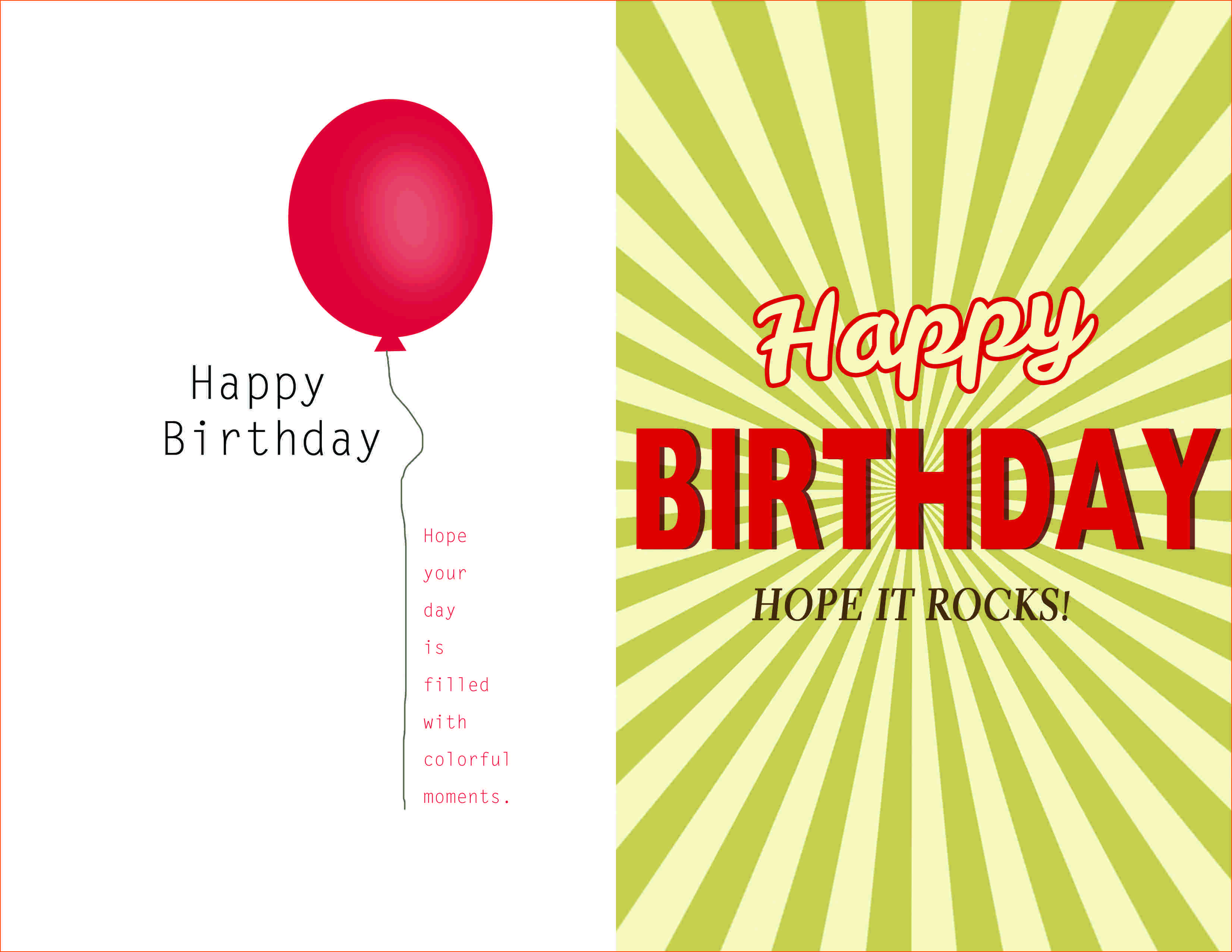6+ birthday card template png | emmalbell