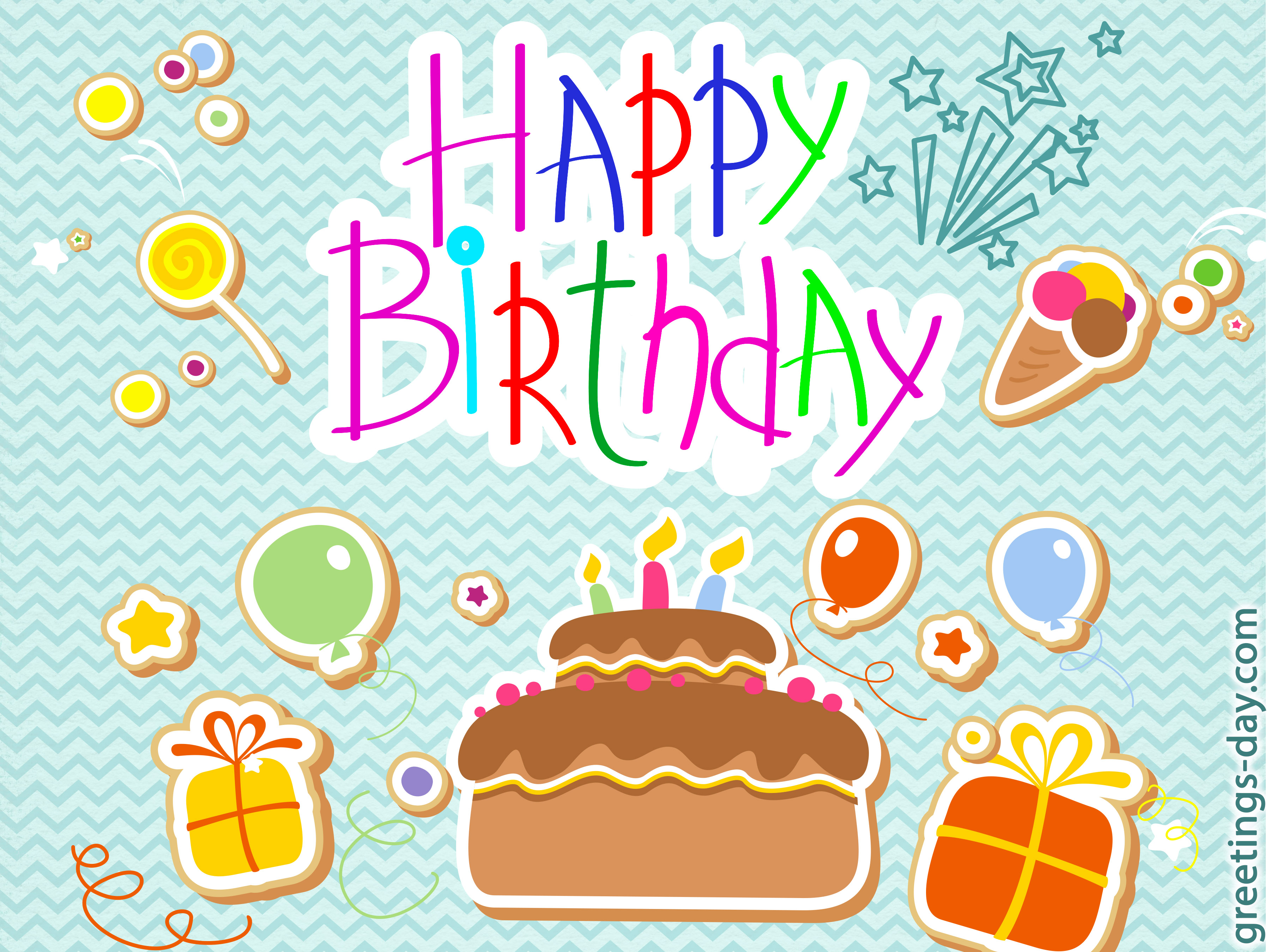 Happy Birthday Cards Images with [keyword – Card Design Ideas
