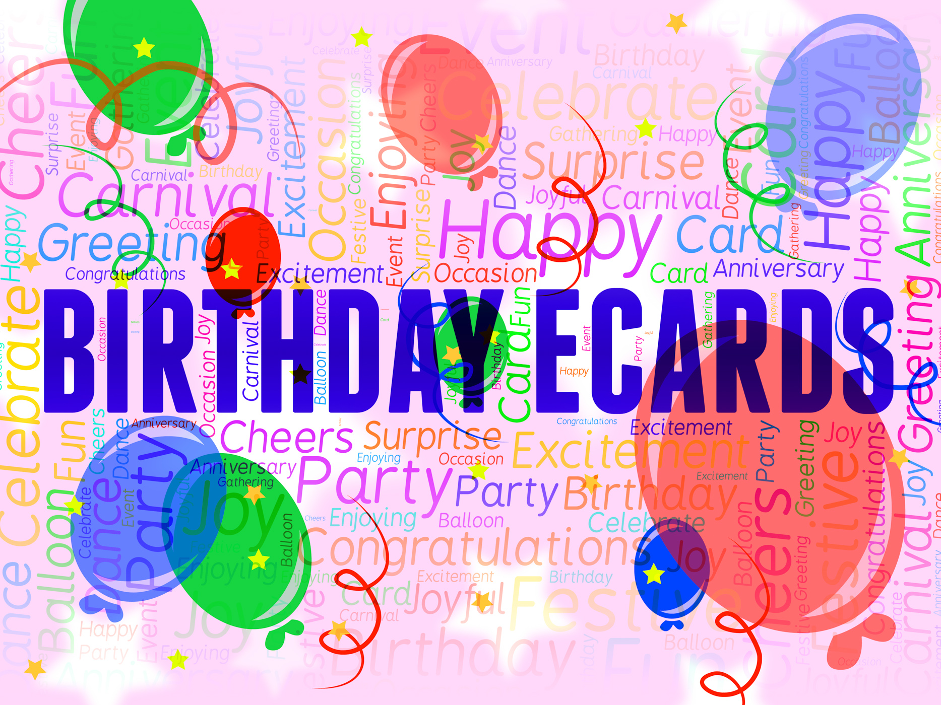 Birthday Ecards Represents Www Celebration And Internet Happybirthday Happiness Greetings