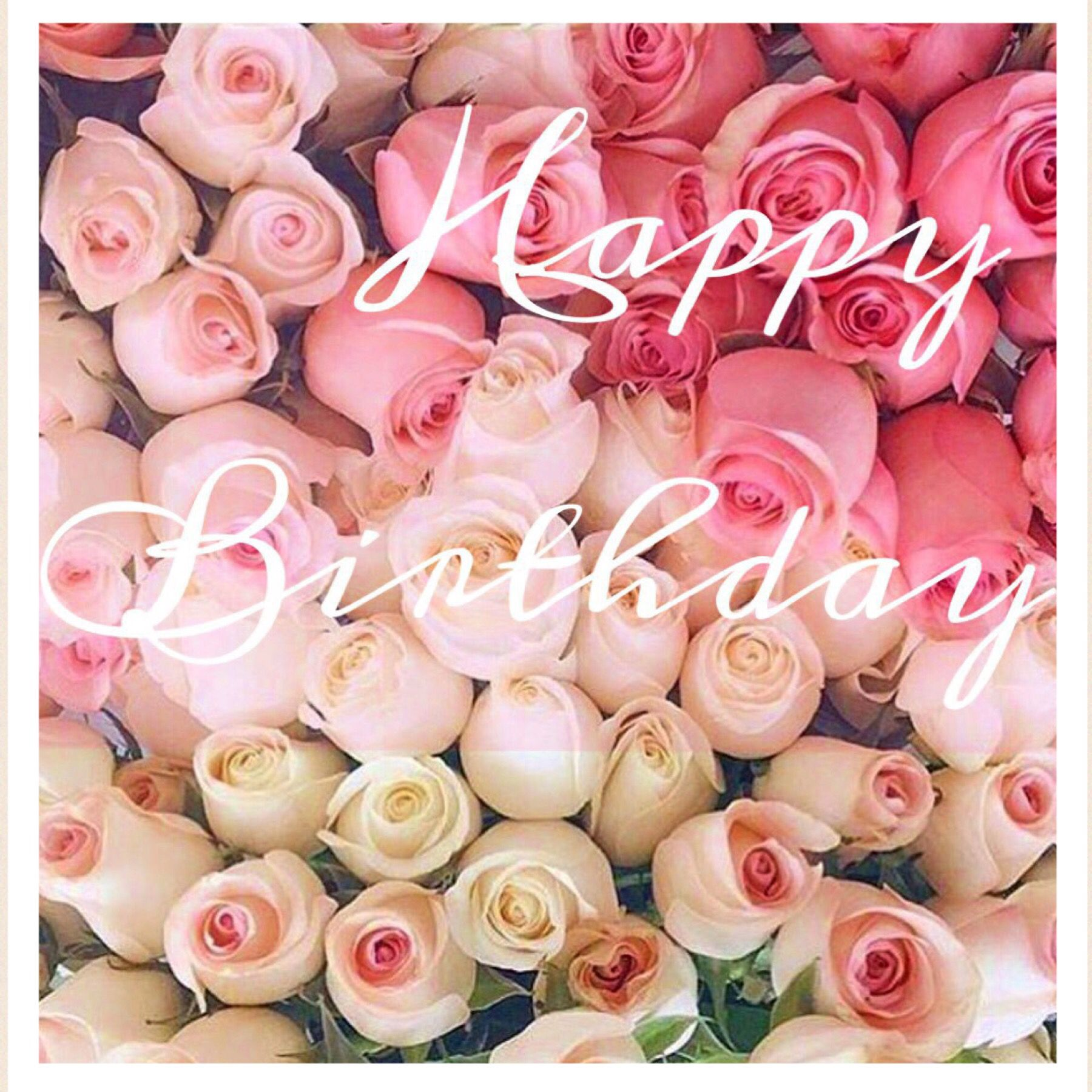 Free Photo Birthday Roses