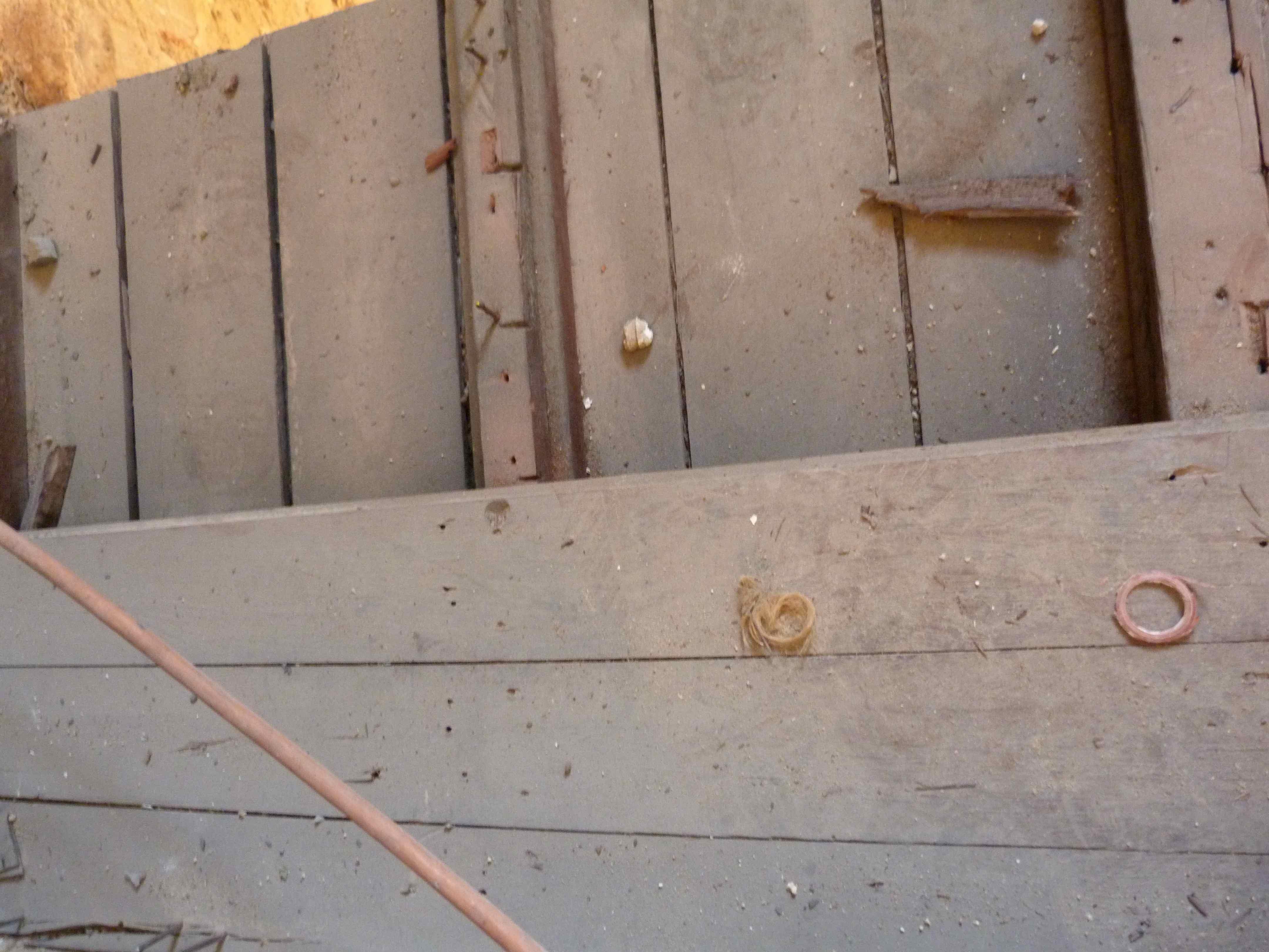Bissected bricks photo